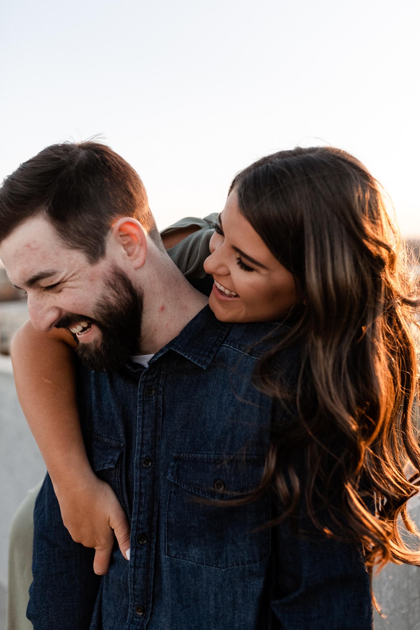 John + Anna | Modern Minimal Engagement Photos | Oklahoma Wedding Photographer-41.jpg