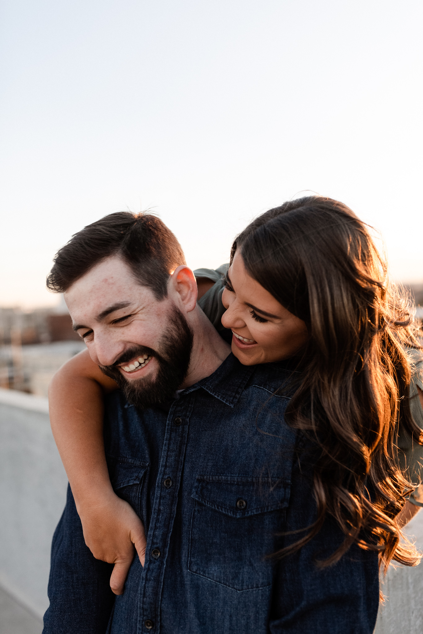John + Anna | Modern Minimal Engagement Photos | Oklahoma Wedding Photographer-42.jpg