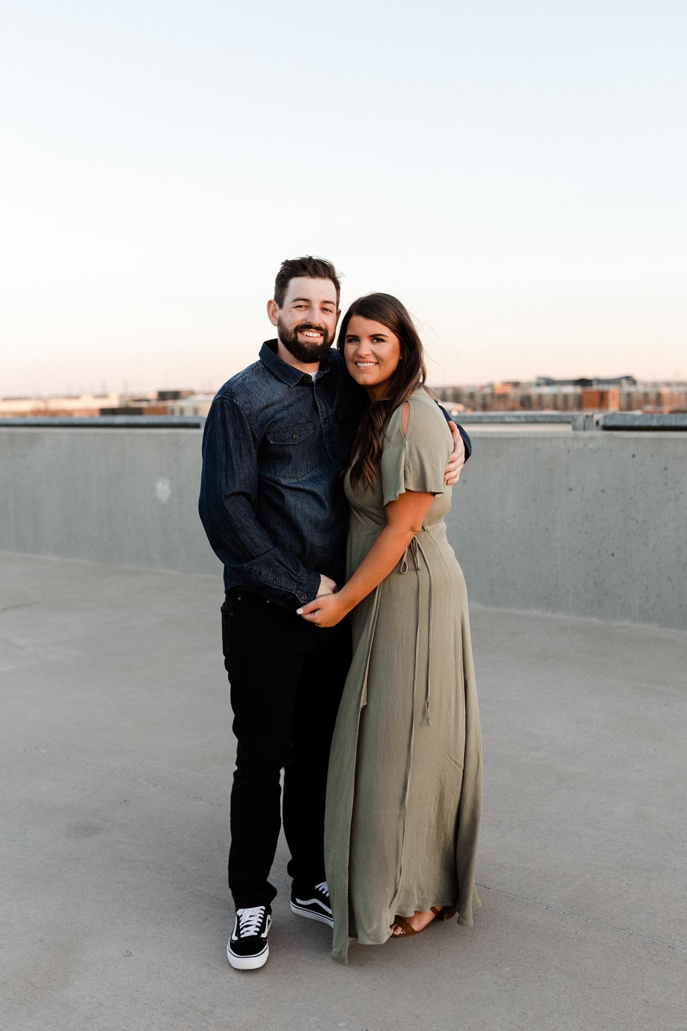 John + Anna | Modern Minimal Engagement Photos | Oklahoma Wedding Photographer-44.jpg