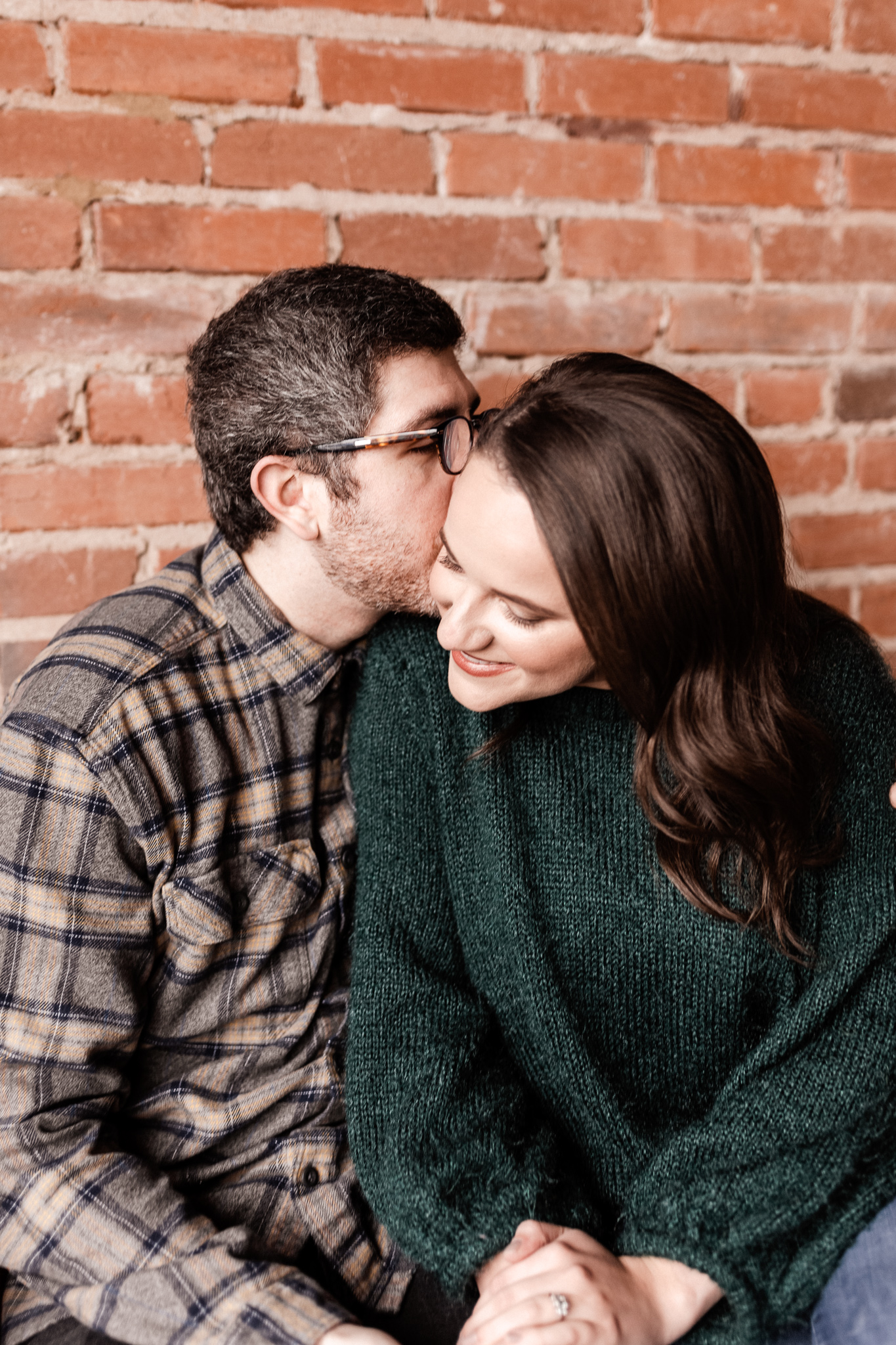 Seamus + Lauren | Modern Downtown Engagements | Oklahoma Wedding Photographer-1.jpg