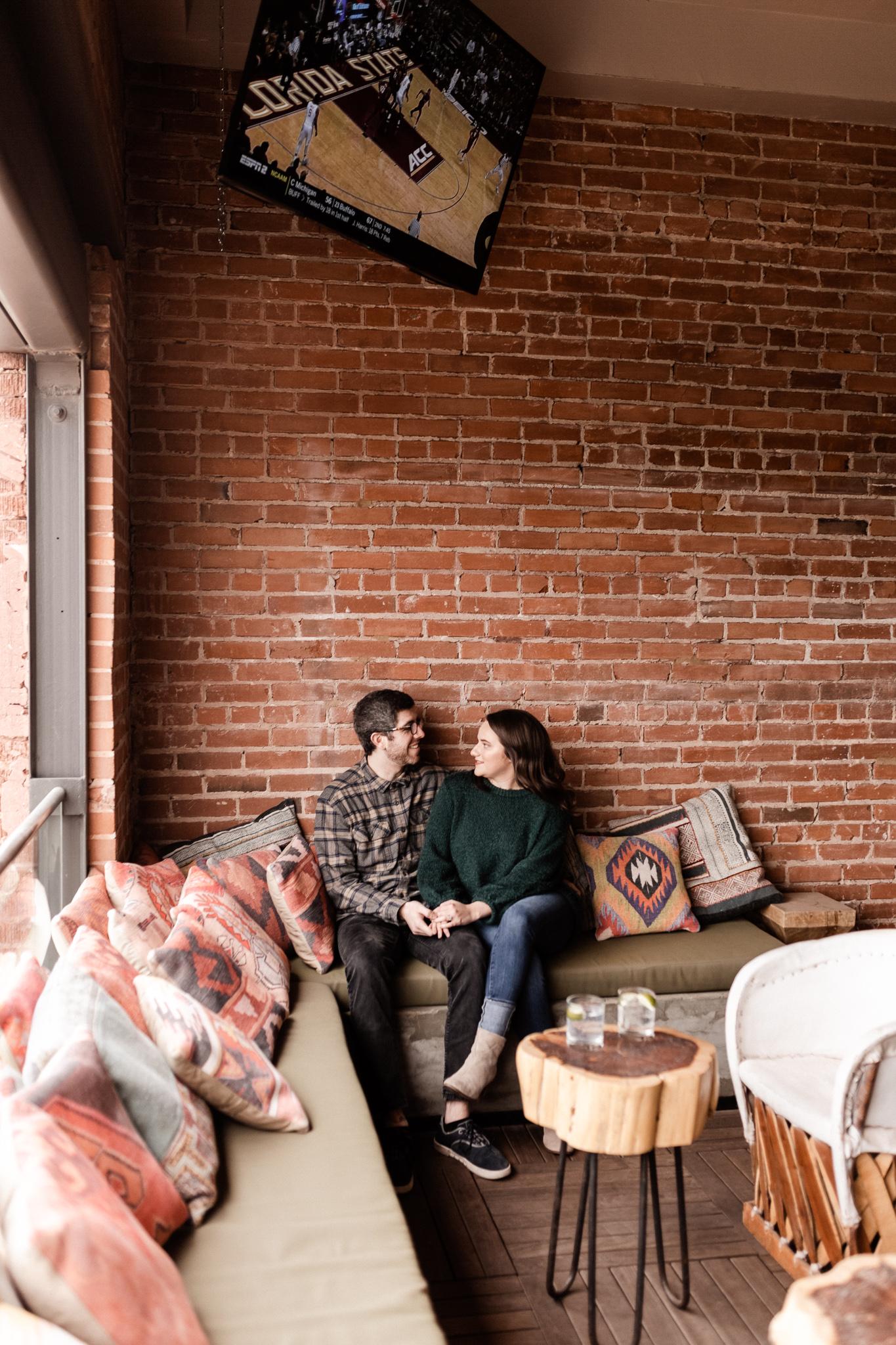 Seamus + Lauren | Modern Downtown Engagements | Oklahoma Wedding Photographer-4.jpg