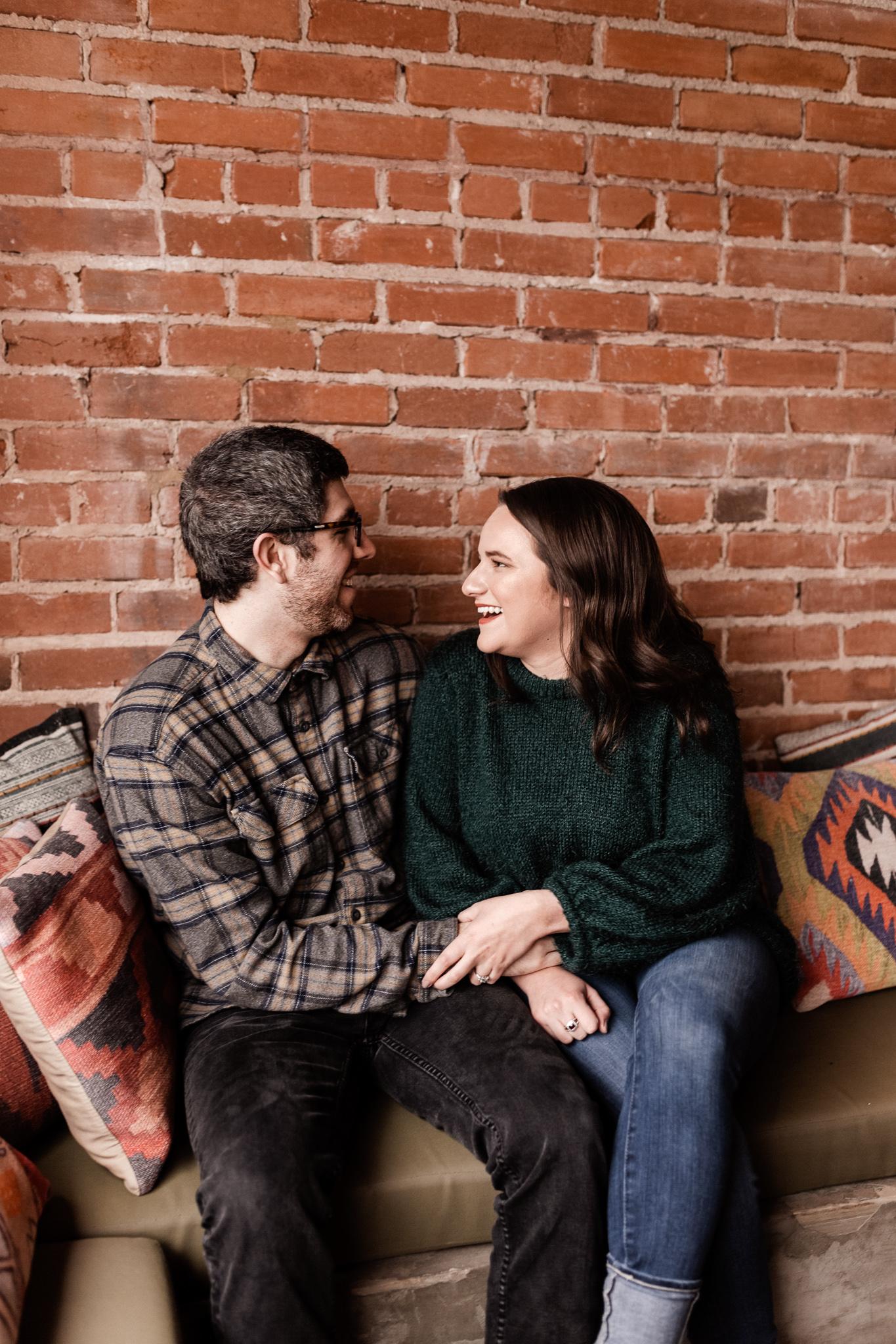 Seamus + Lauren | Modern Downtown Engagements | Oklahoma Wedding Photographer-7.jpg