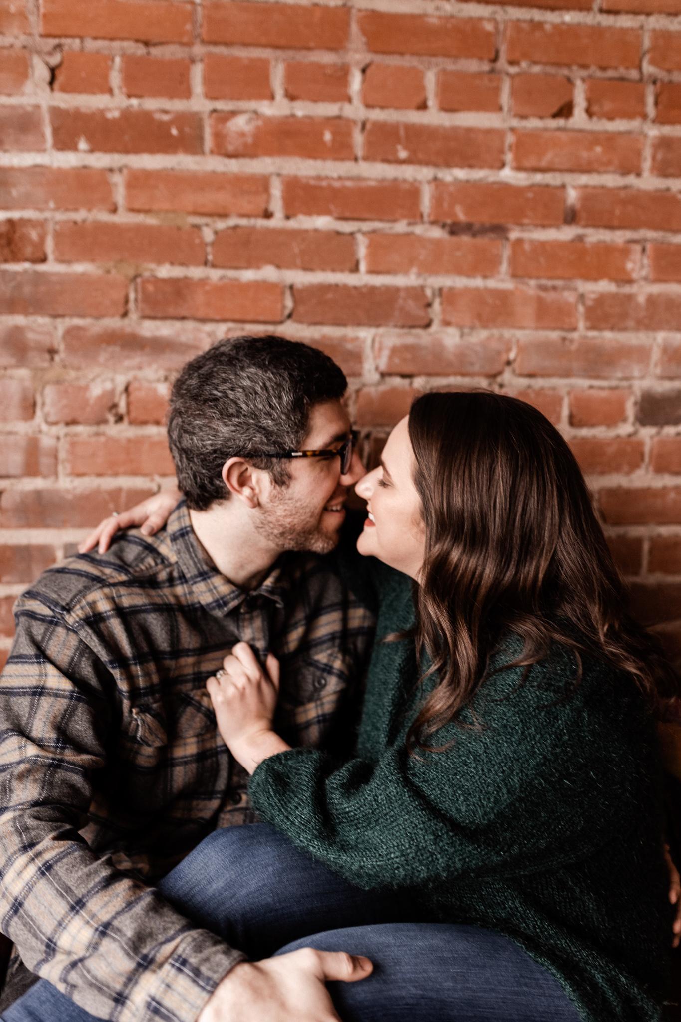 Seamus + Lauren | Modern Downtown Engagements | Oklahoma Wedding Photographer-8.jpg