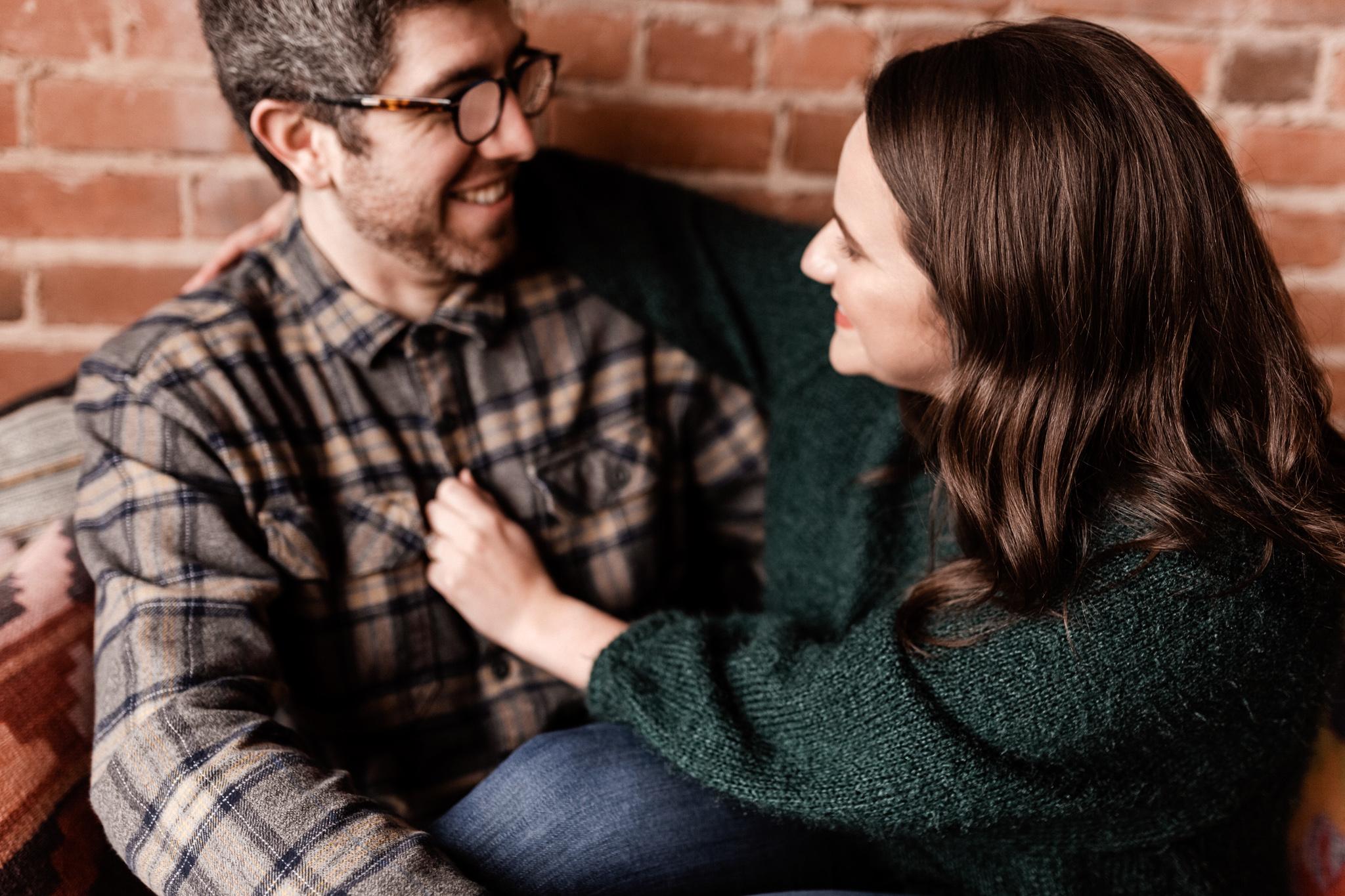 Seamus + Lauren | Modern Downtown Engagements | Oklahoma Wedding Photographer-9.jpg