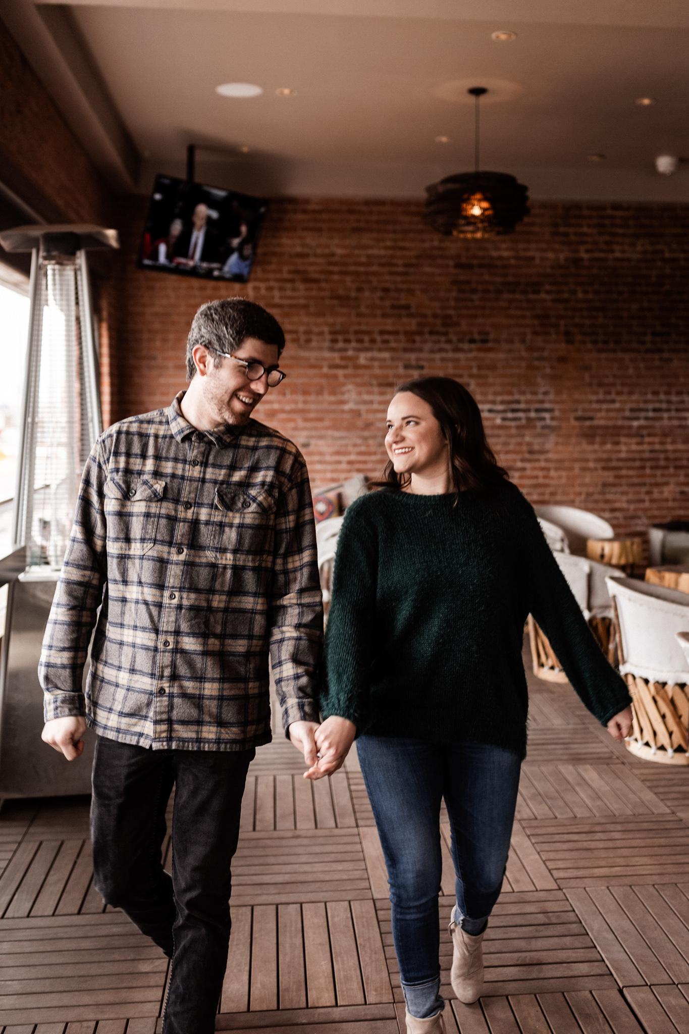 Seamus + Lauren | Modern Downtown Engagements | Oklahoma Wedding Photographer-13.jpg