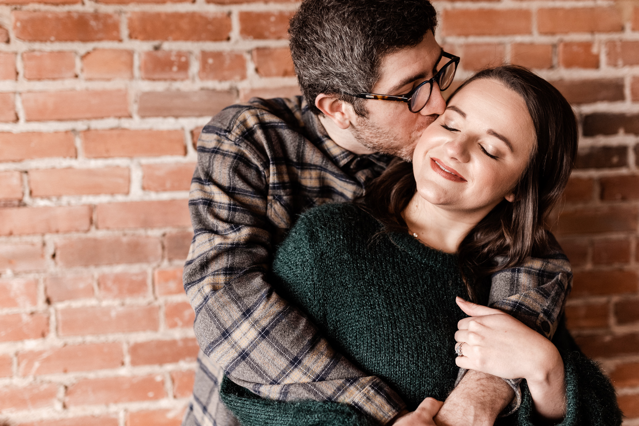 Seamus + Lauren | Modern Downtown Engagements | Oklahoma Wedding Photographer-15.jpg
