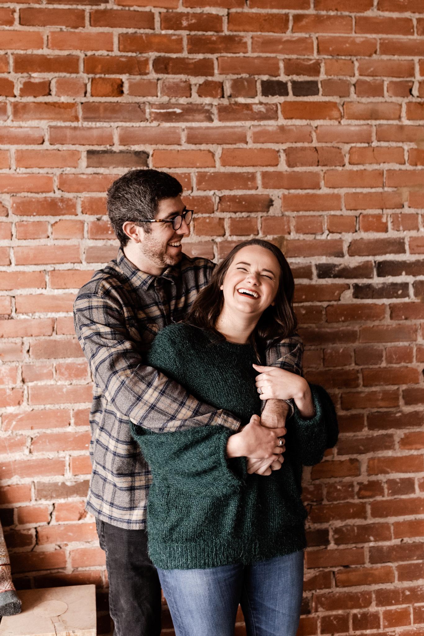 Seamus + Lauren | Modern Downtown Engagements | Oklahoma Wedding Photographer-16.jpg