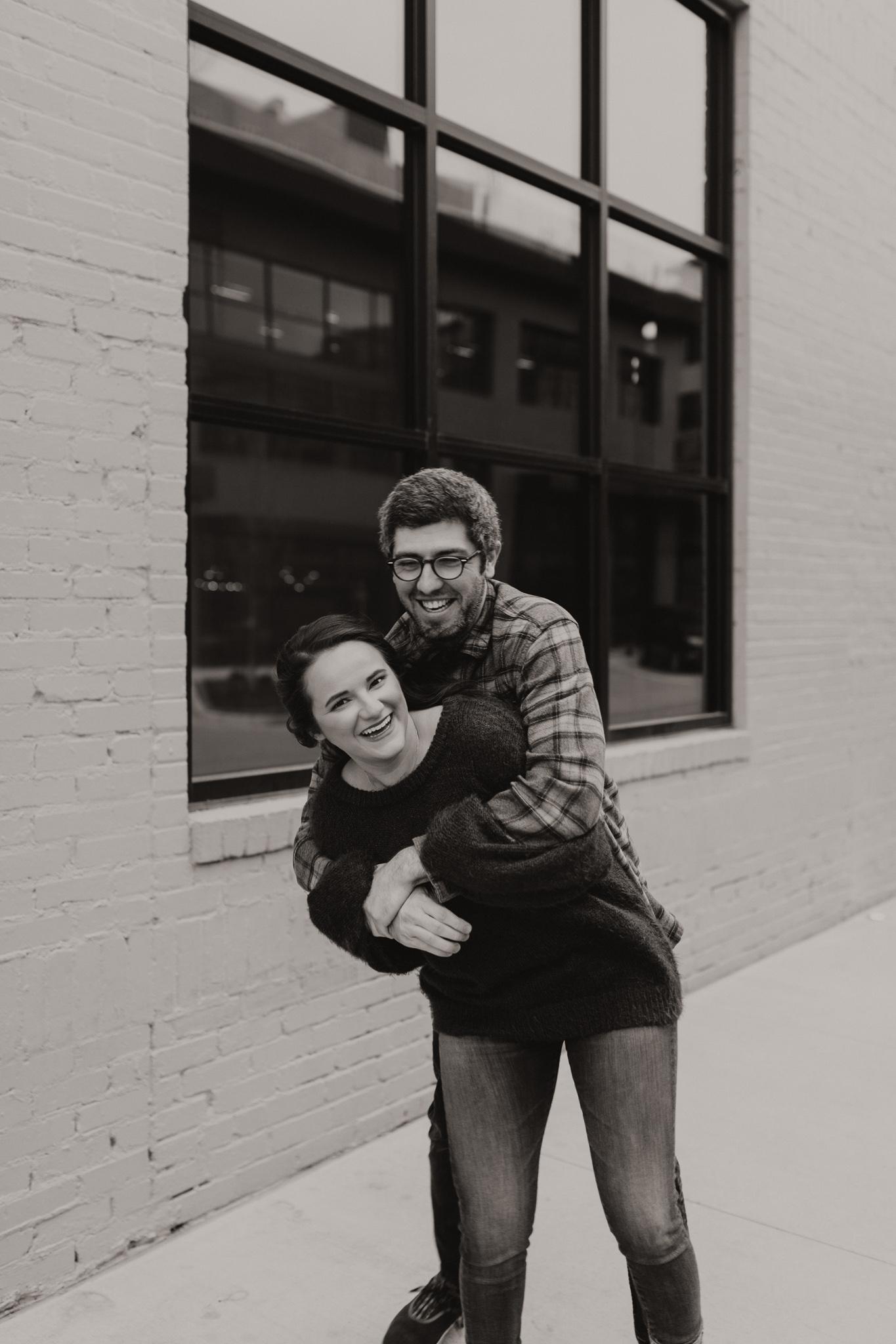 Seamus + Lauren | Modern Downtown Engagements | Oklahoma Wedding Photographer-23.jpg