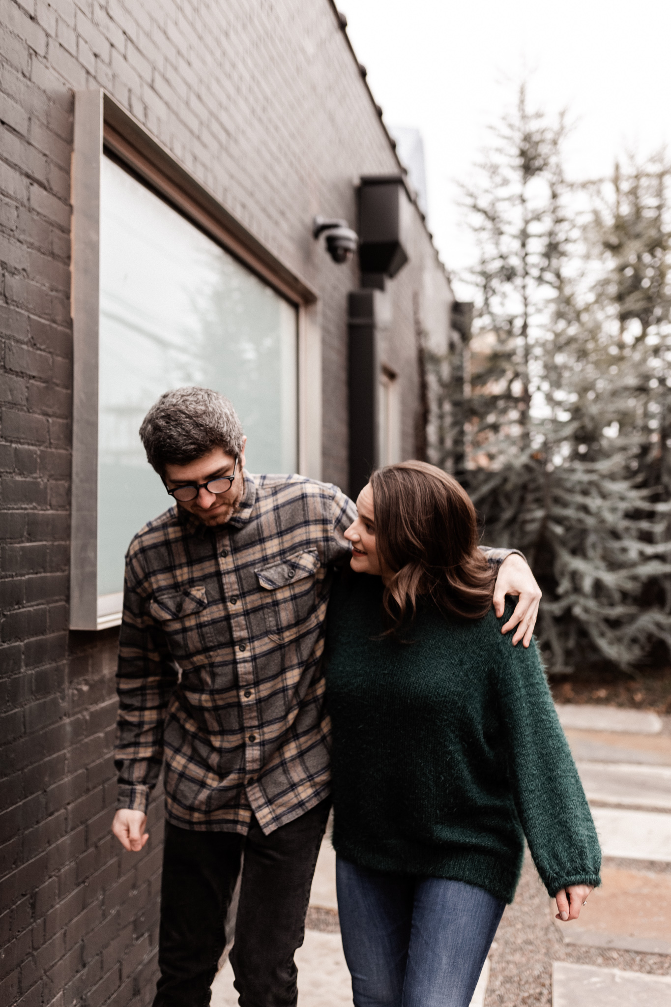 Seamus + Lauren | Modern Downtown Engagements | Oklahoma Wedding Photographer-30.jpg