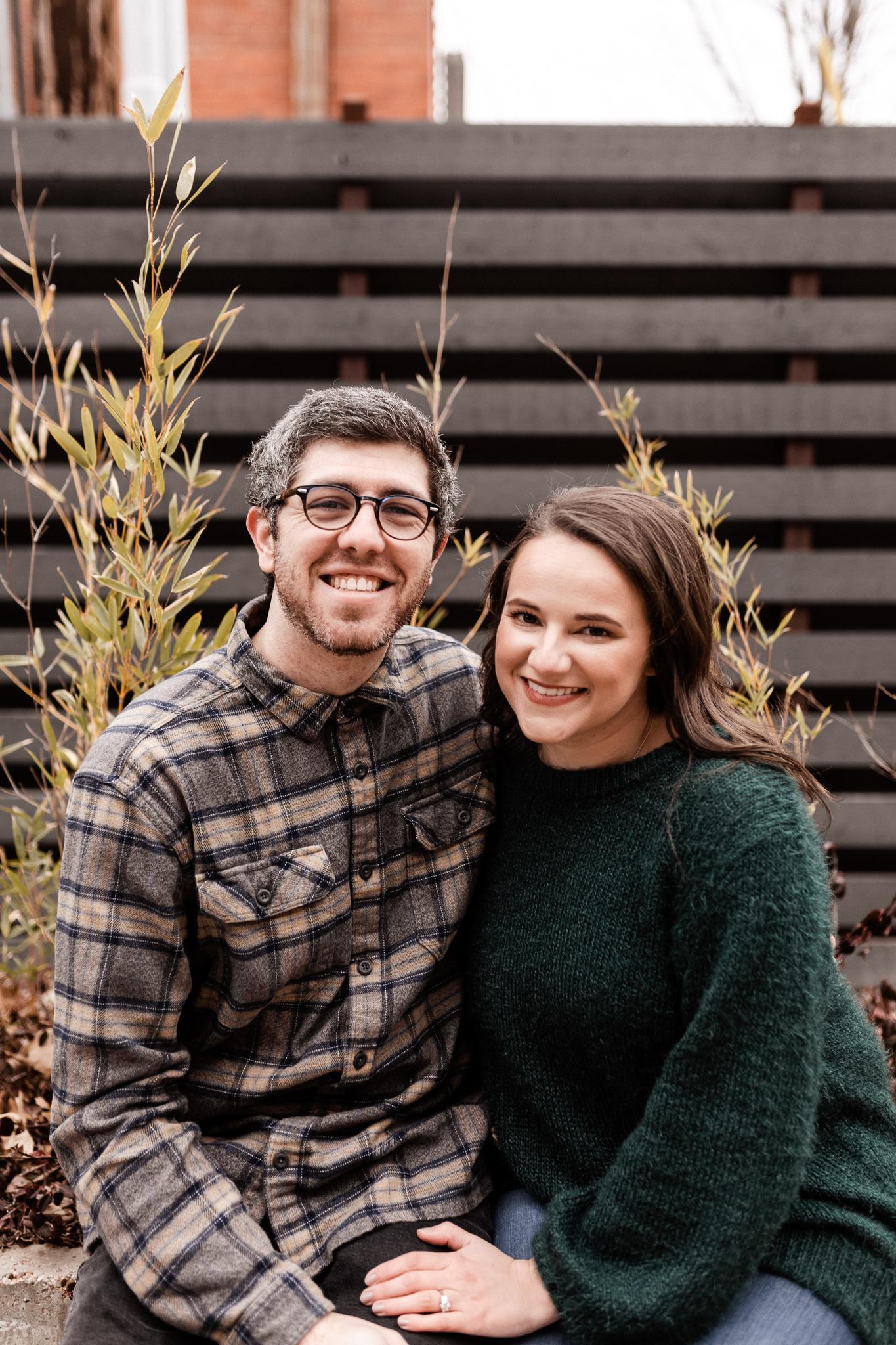 Seamus + Lauren | Modern Downtown Engagements | Oklahoma Wedding Photographer-36.jpg