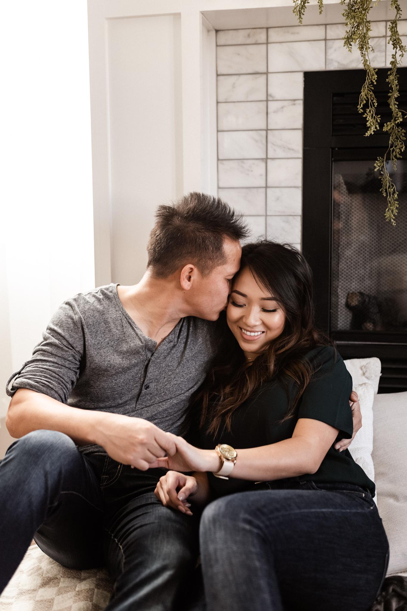 Hieu + Teresa | Colorful Romantic Downtown Engagements | Oklahoma Wedding Photographer-10.jpg