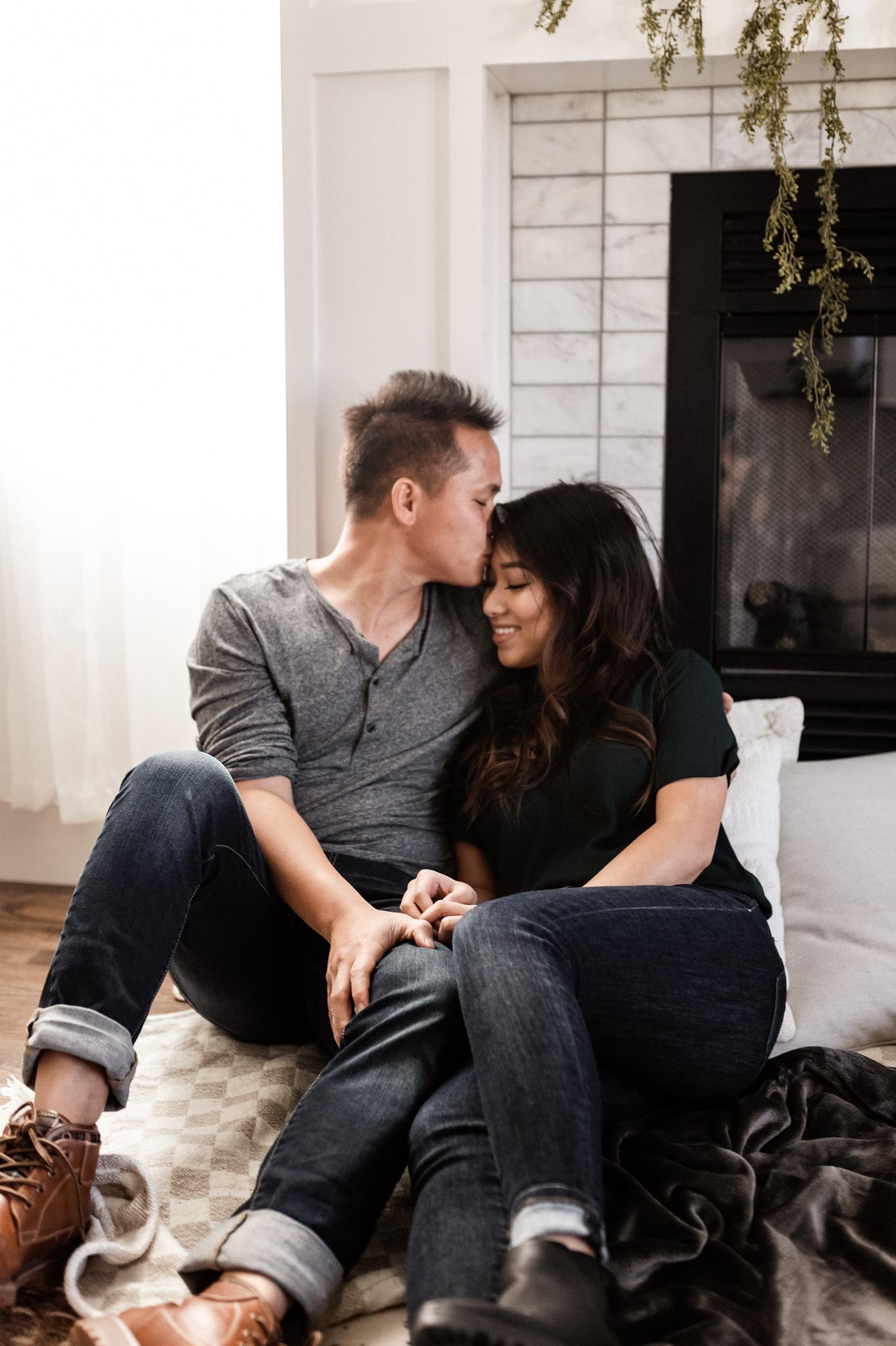 Hieu + Teresa | Colorful Romantic Downtown Engagements | Oklahoma Wedding Photographer-11.jpg