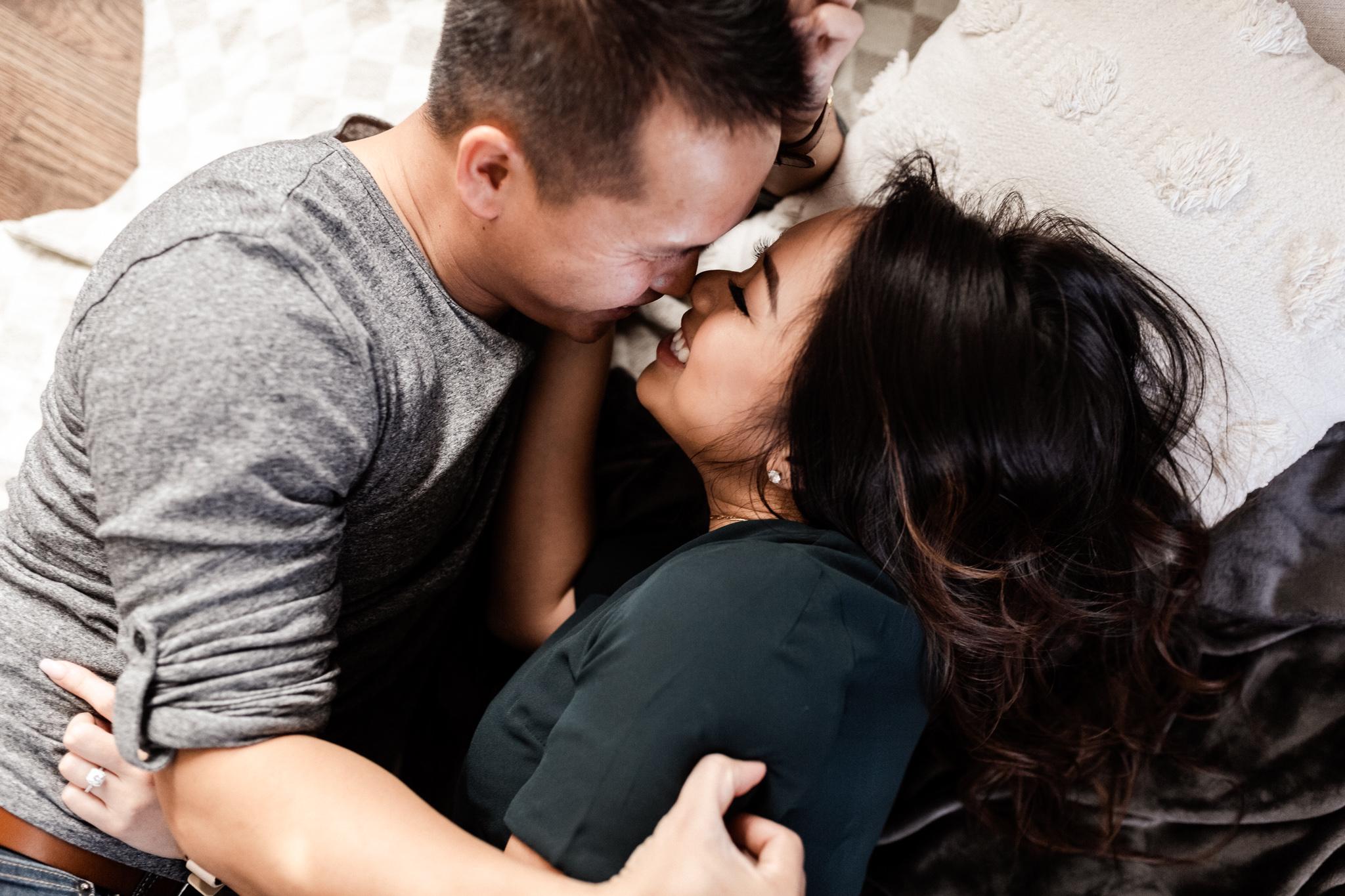 Hieu + Teresa | Colorful Romantic Downtown Engagements | Oklahoma Wedding Photographer-12.jpg