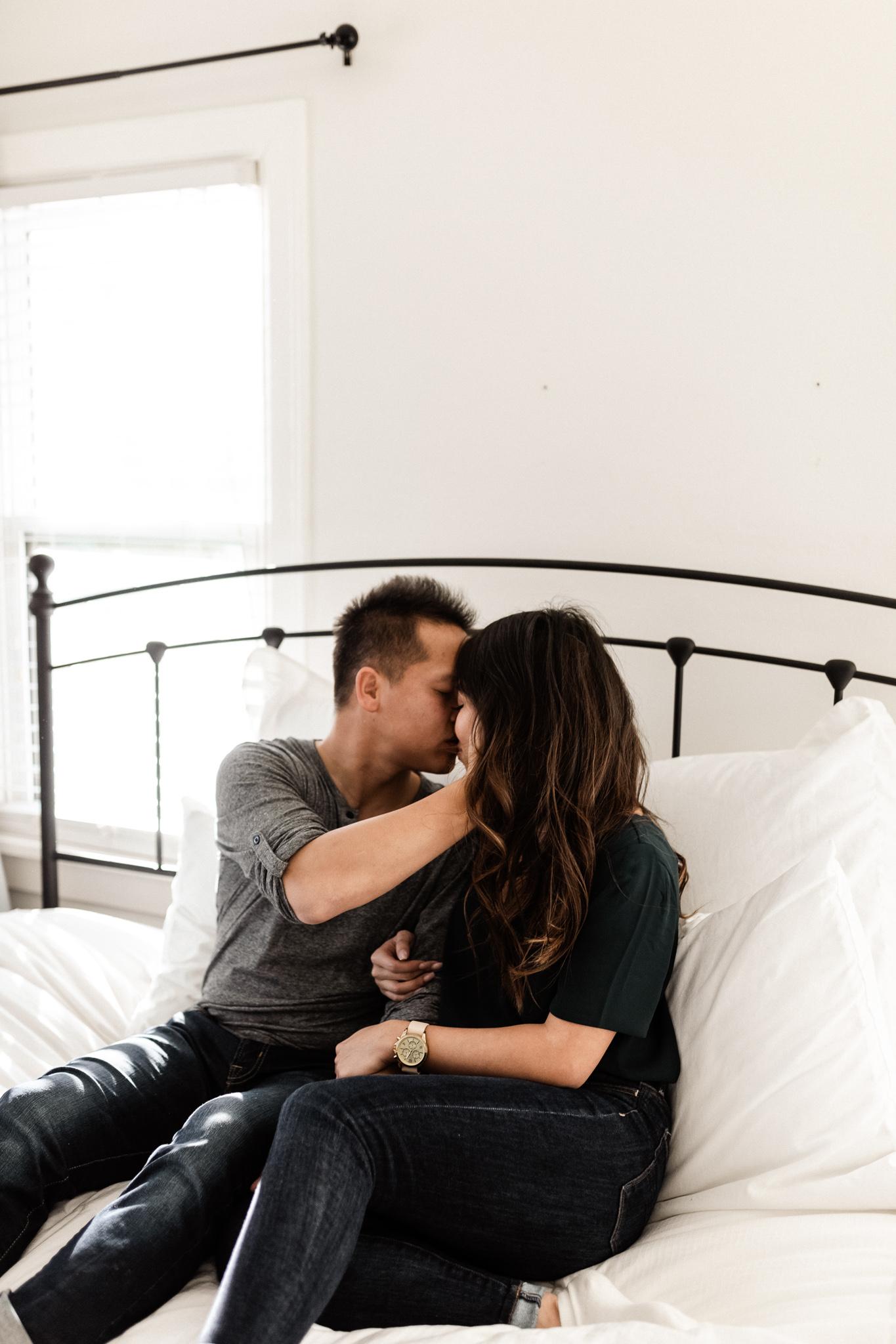 Hieu + Teresa | Colorful Romantic Downtown Engagements | Oklahoma Wedding Photographer-26.jpg