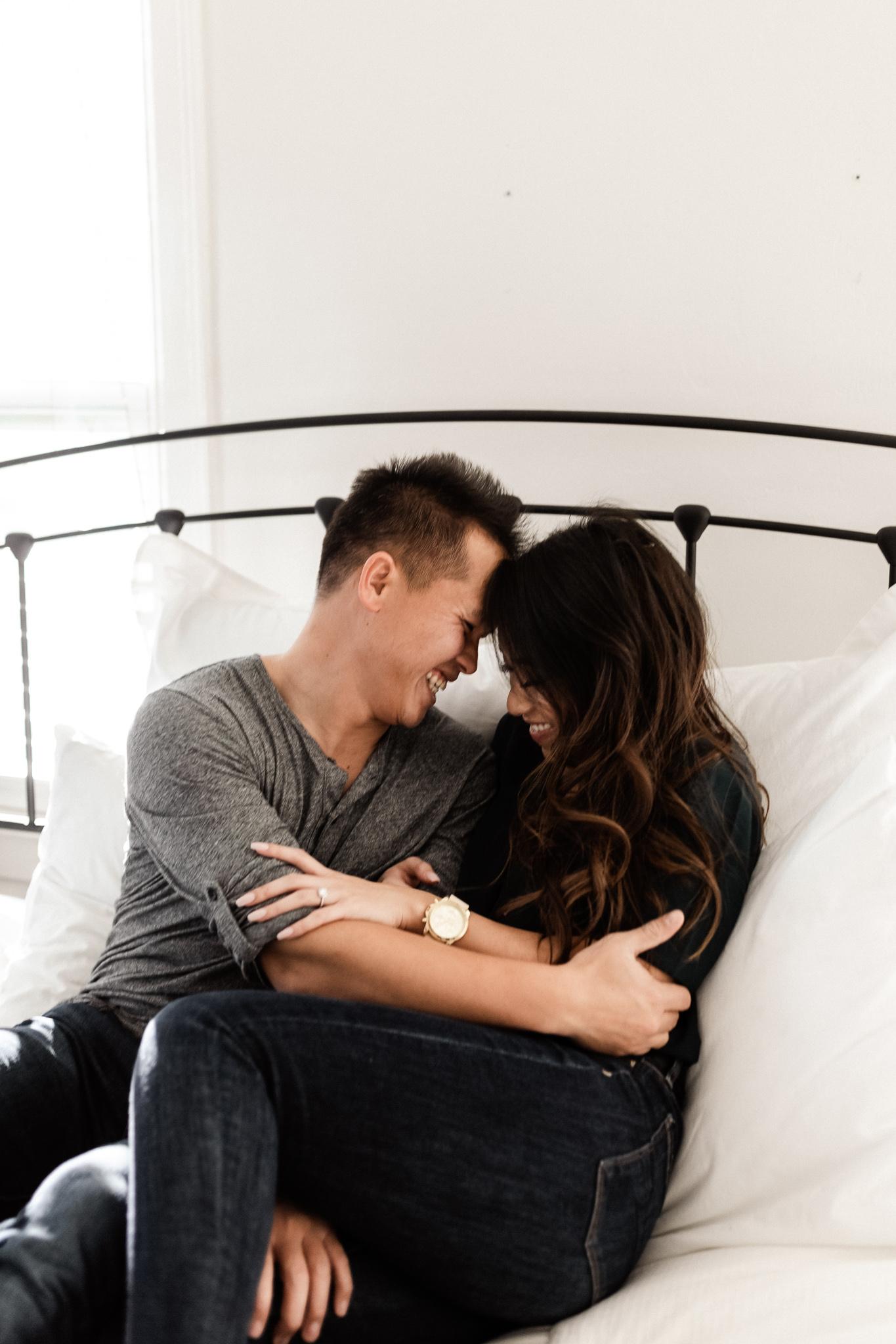 Hieu + Teresa | Colorful Romantic Downtown Engagements | Oklahoma Wedding Photographer-27.jpg