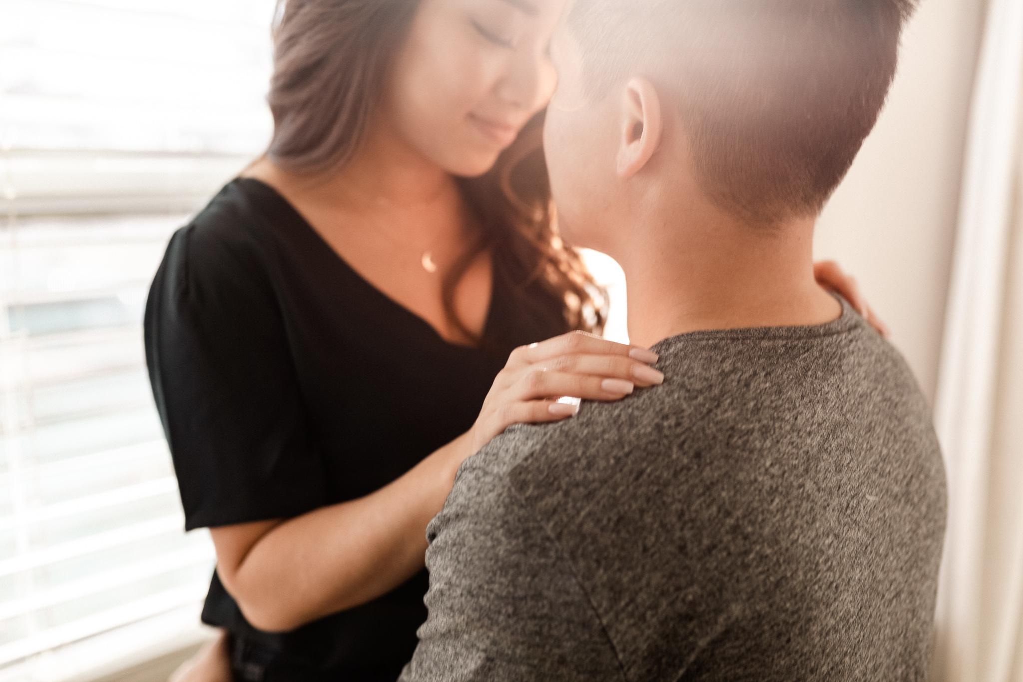 Hieu + Teresa | Colorful Romantic Downtown Engagements | Oklahoma Wedding Photographer-33.jpg