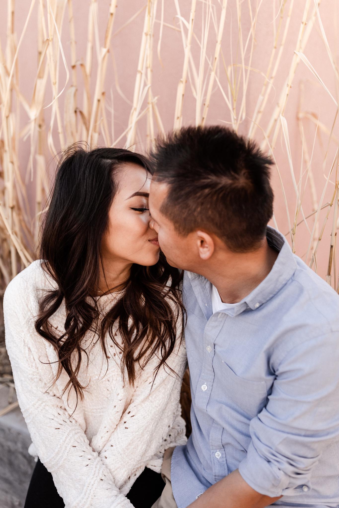 Hieu + Teresa | Colorful Romantic Downtown Engagements | Oklahoma Wedding Photographer-36.jpg