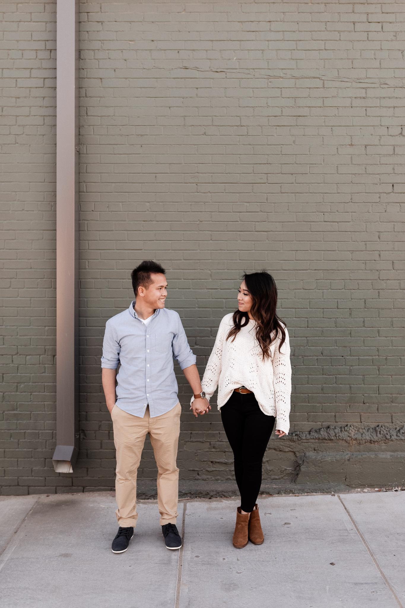 Hieu + Teresa | Colorful Romantic Downtown Engagements | Oklahoma Wedding Photographer-44.jpg
