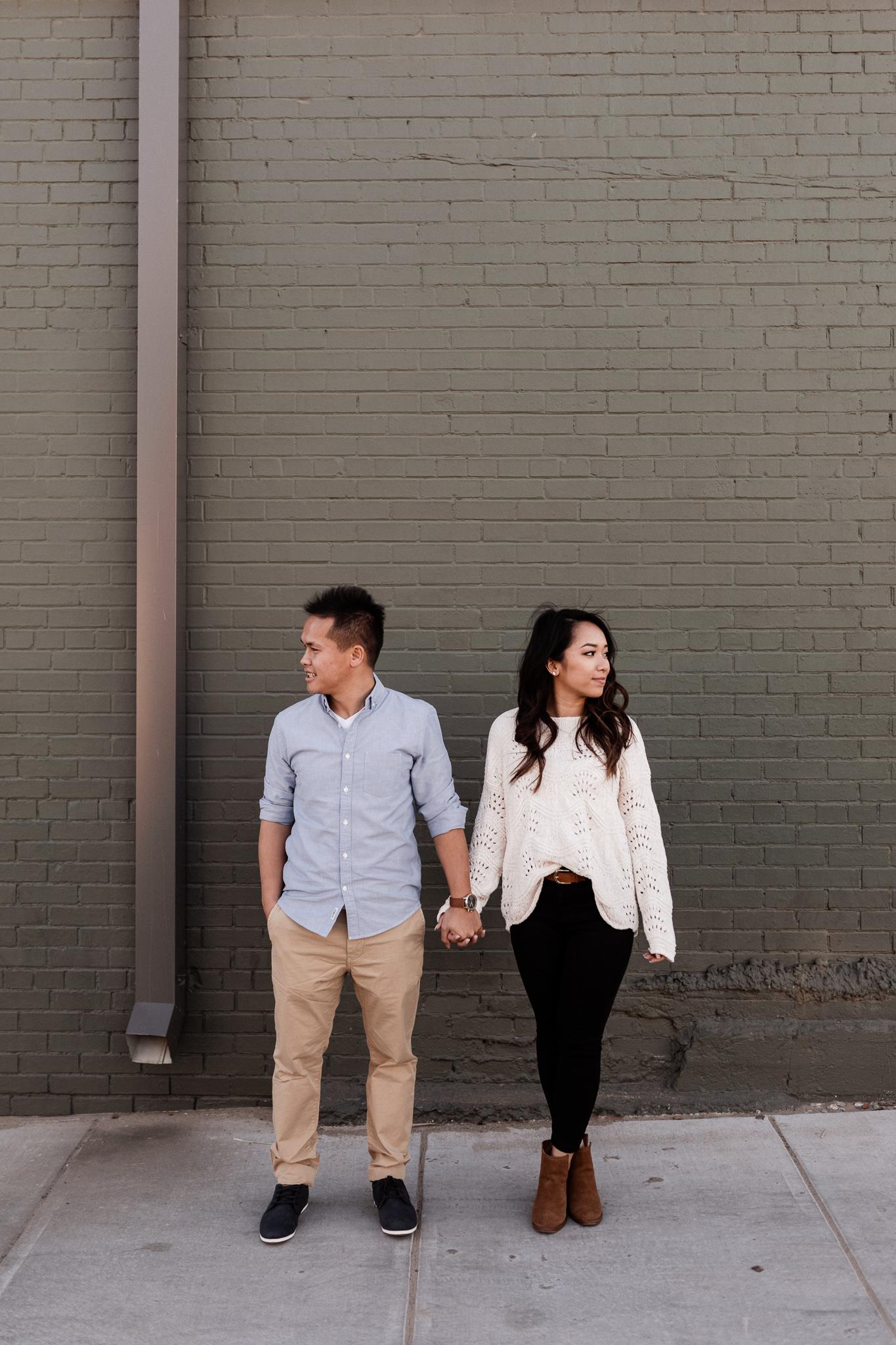 Hieu + Teresa | Colorful Romantic Downtown Engagements | Oklahoma Wedding Photographer-45.jpg