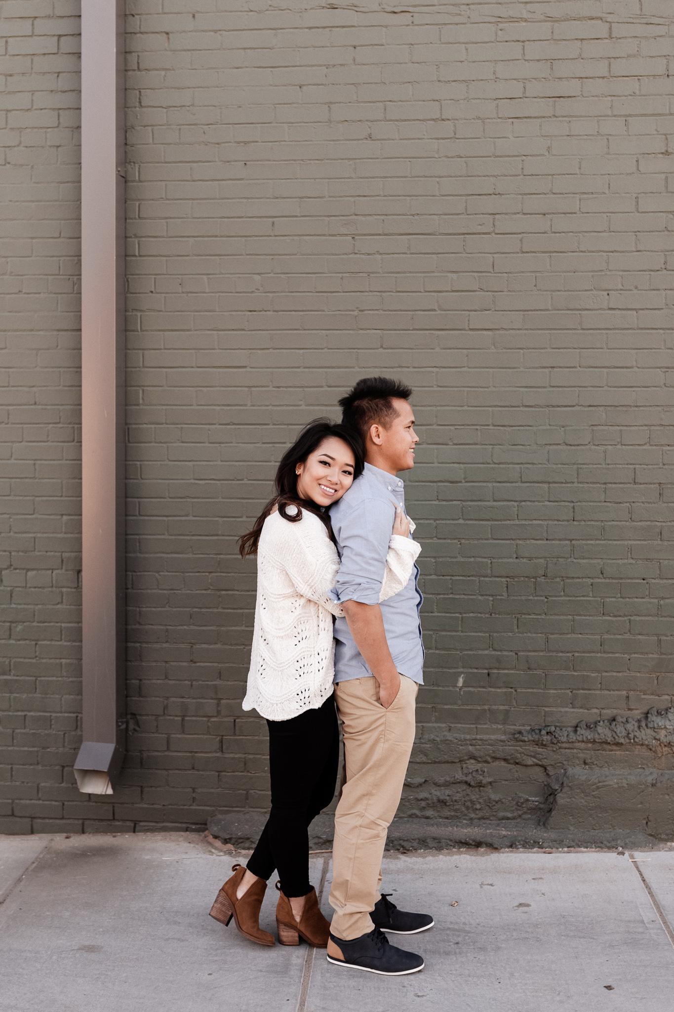 Hieu + Teresa | Colorful Romantic Downtown Engagements | Oklahoma Wedding Photographer-47.jpg