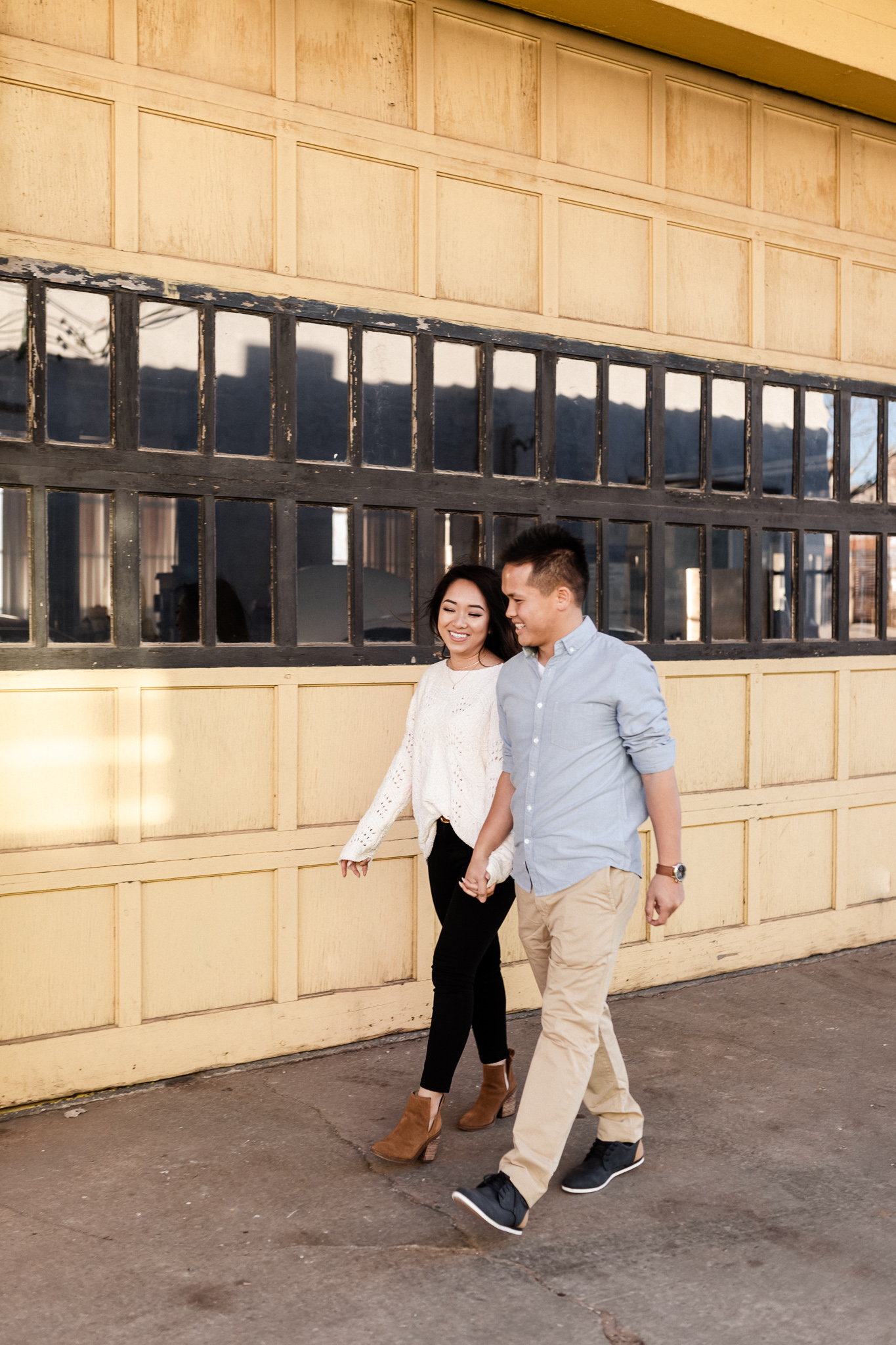 Hieu + Teresa | Colorful Romantic Downtown Engagements | Oklahoma Wedding Photographer-49.jpg