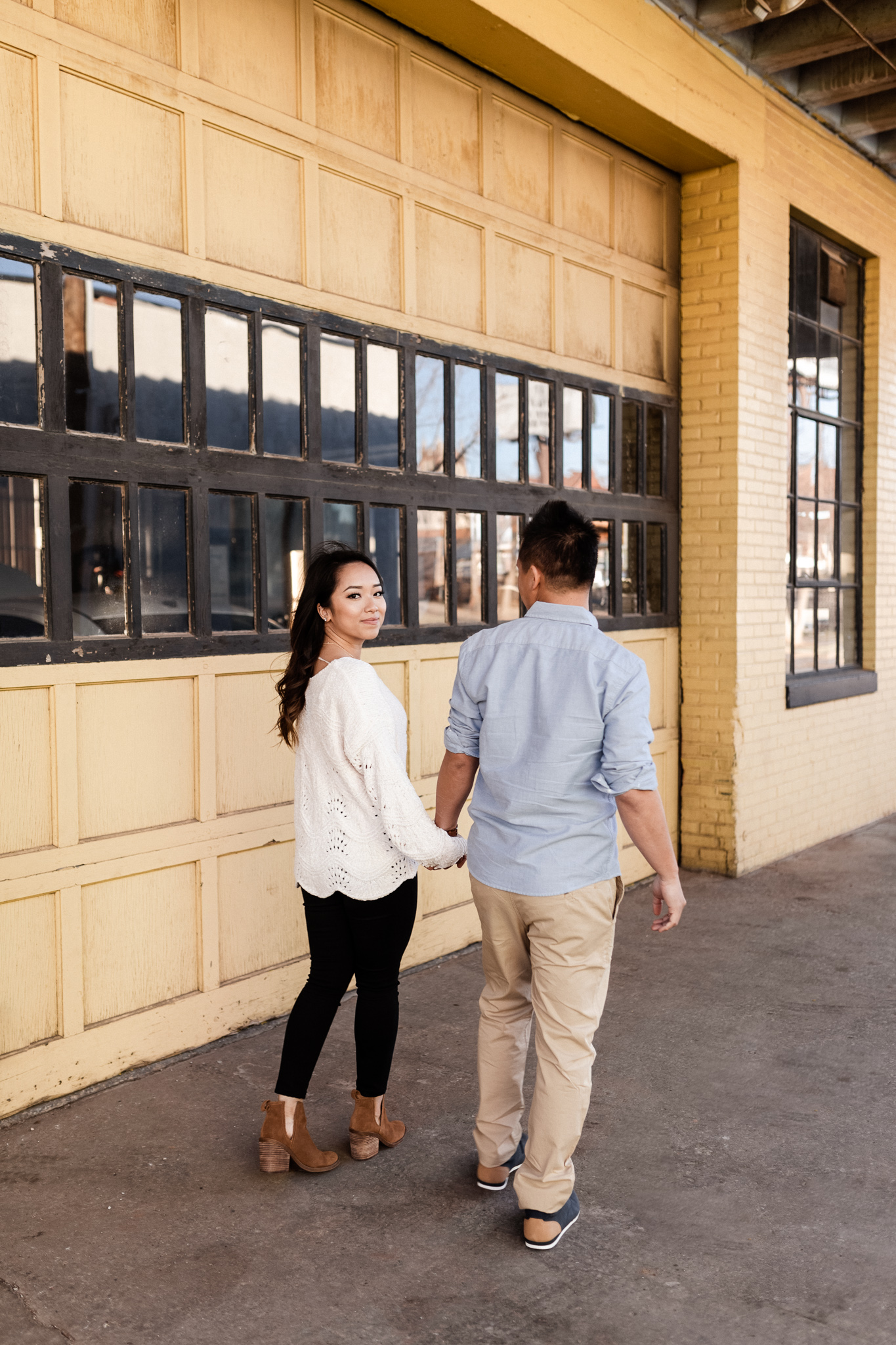 Hieu + Teresa | Colorful Romantic Downtown Engagements | Oklahoma Wedding Photographer-50.jpg