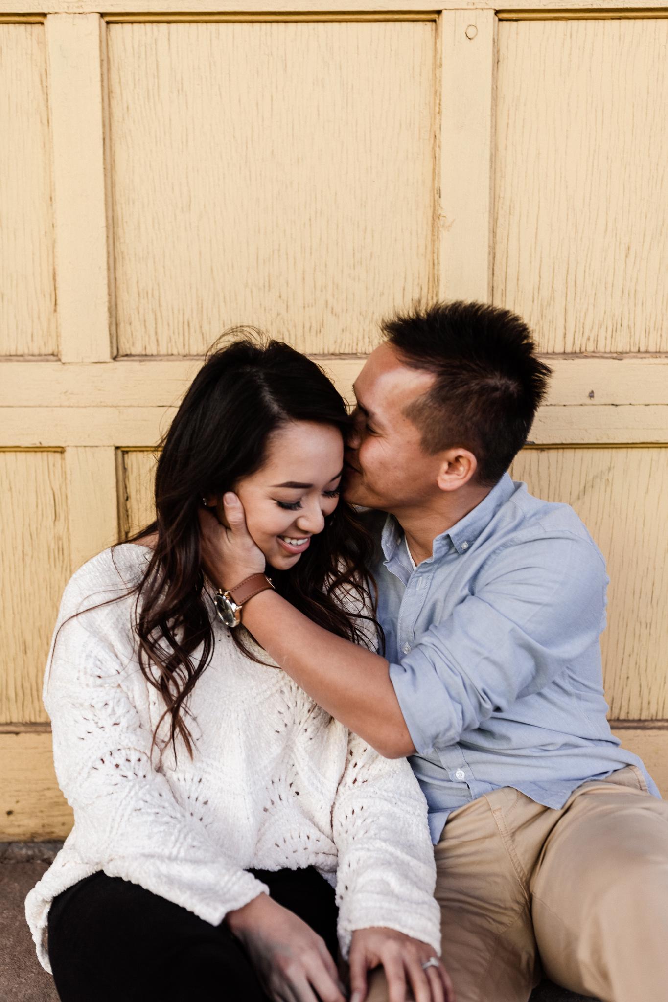 Hieu + Teresa | Colorful Romantic Downtown Engagements | Oklahoma Wedding Photographer-53.jpg