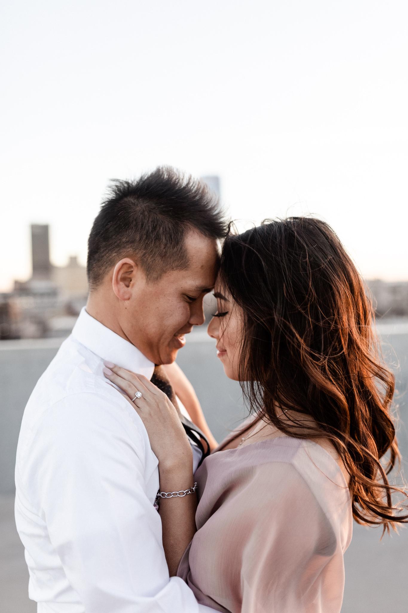 Hieu + Teresa | Colorful Romantic Downtown Engagements | Oklahoma Wedding Photographer-60.jpg