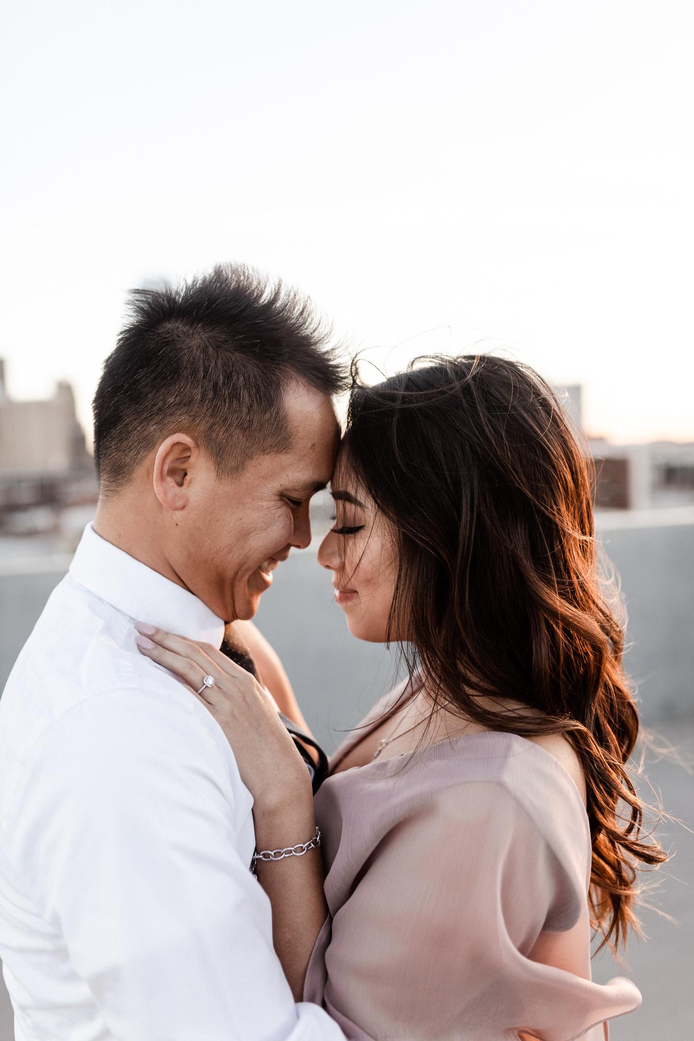 Hieu + Teresa | Colorful Romantic Downtown Engagements | Oklahoma Wedding Photographer-61.jpg
