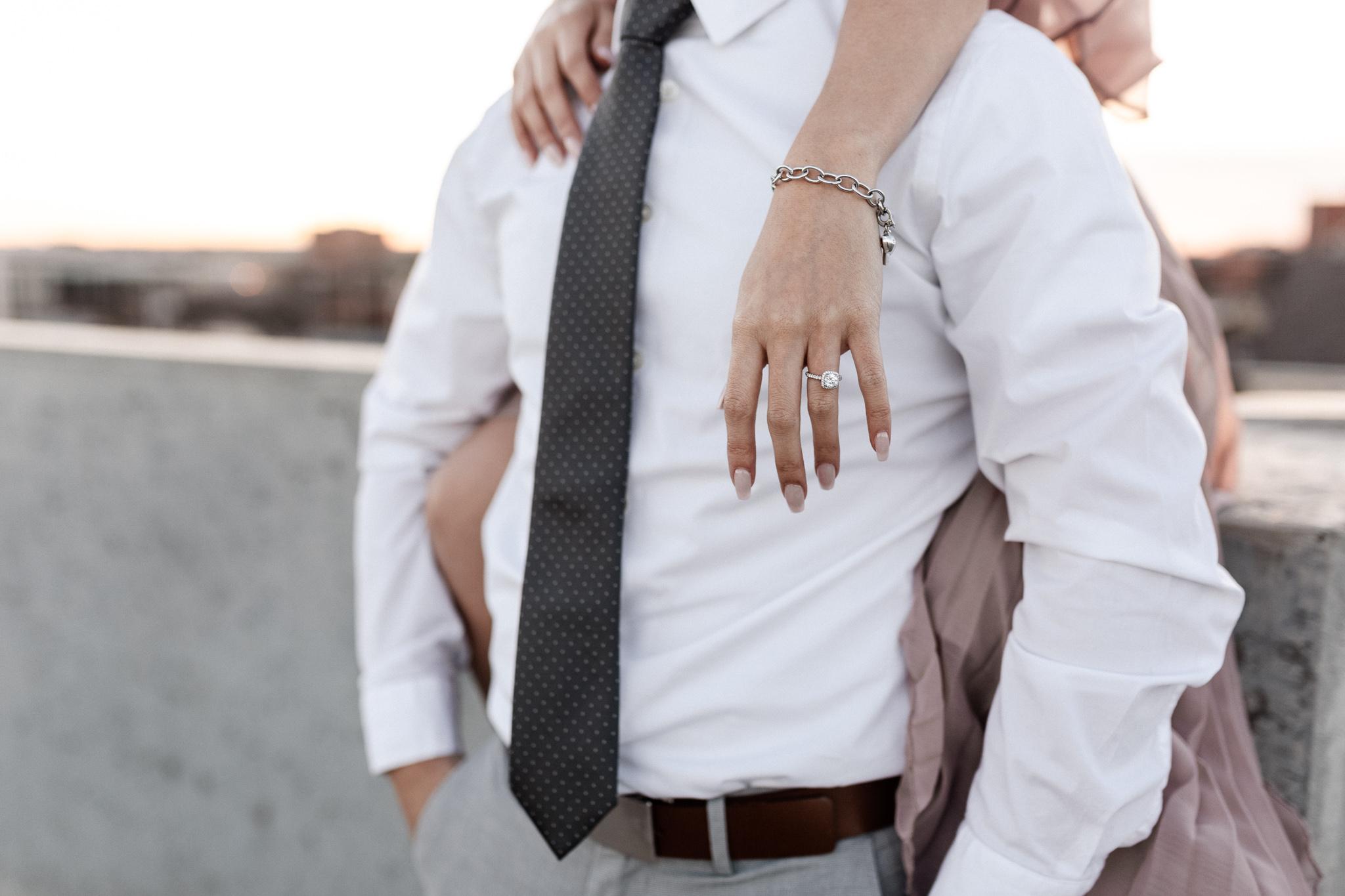 Hieu + Teresa | Colorful Romantic Downtown Engagements | Oklahoma Wedding Photographer-66.jpg