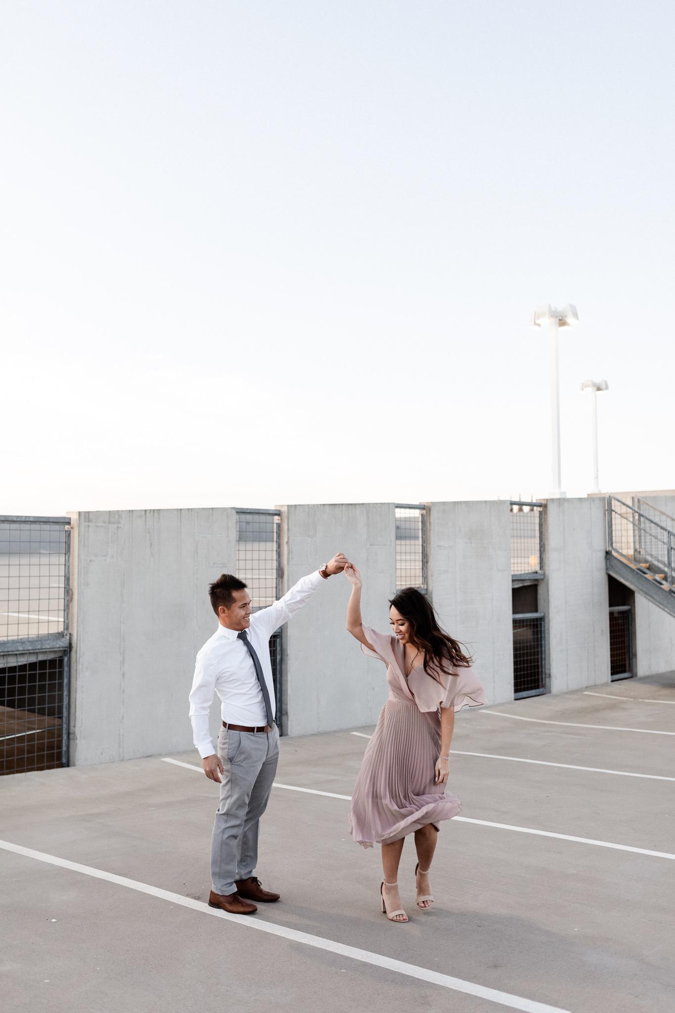 Hieu + Teresa | Colorful Romantic Downtown Engagements | Oklahoma Wedding Photographer-69.jpg