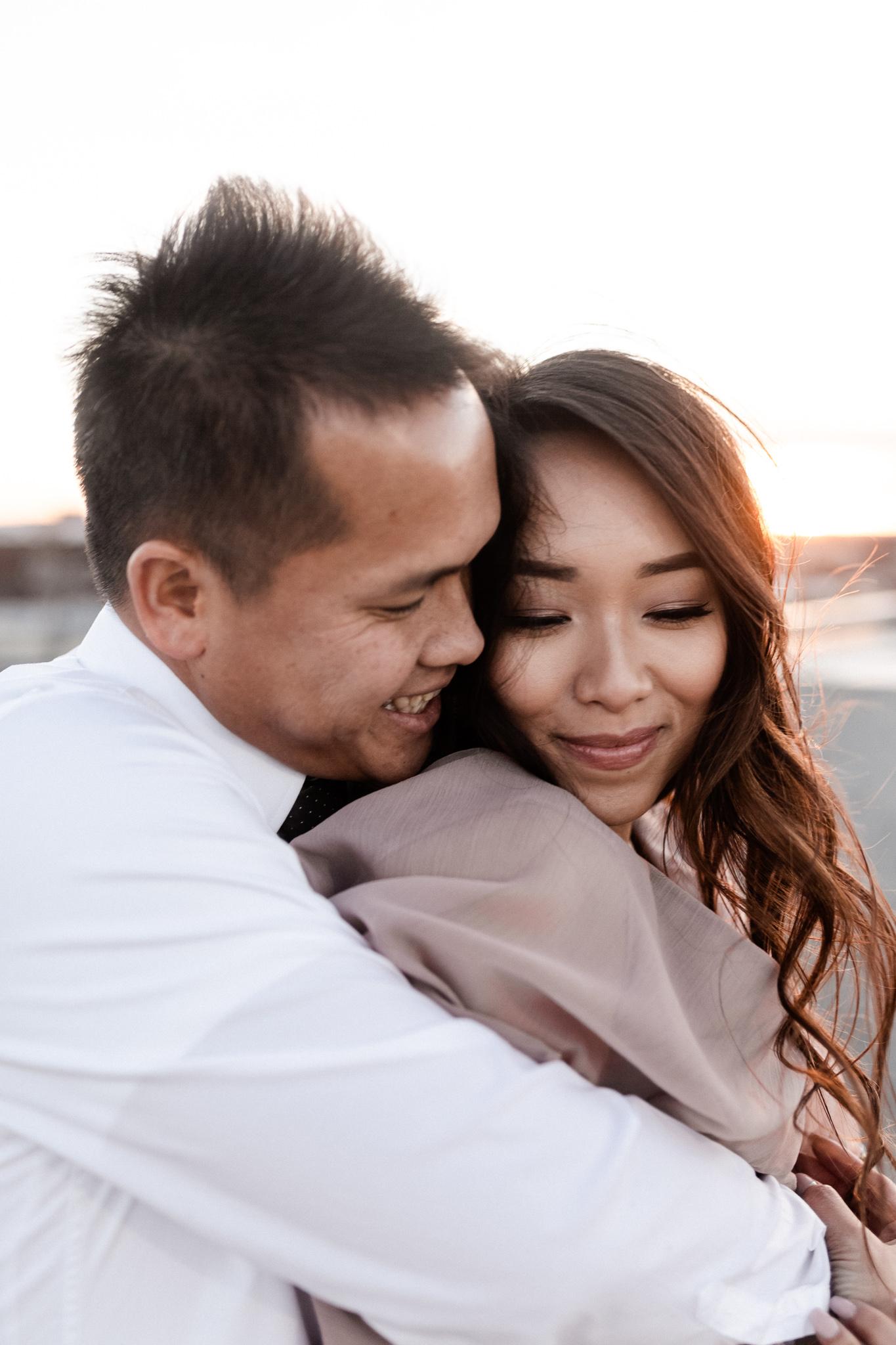 Hieu + Teresa | Colorful Romantic Downtown Engagements | Oklahoma Wedding Photographer-72.jpg