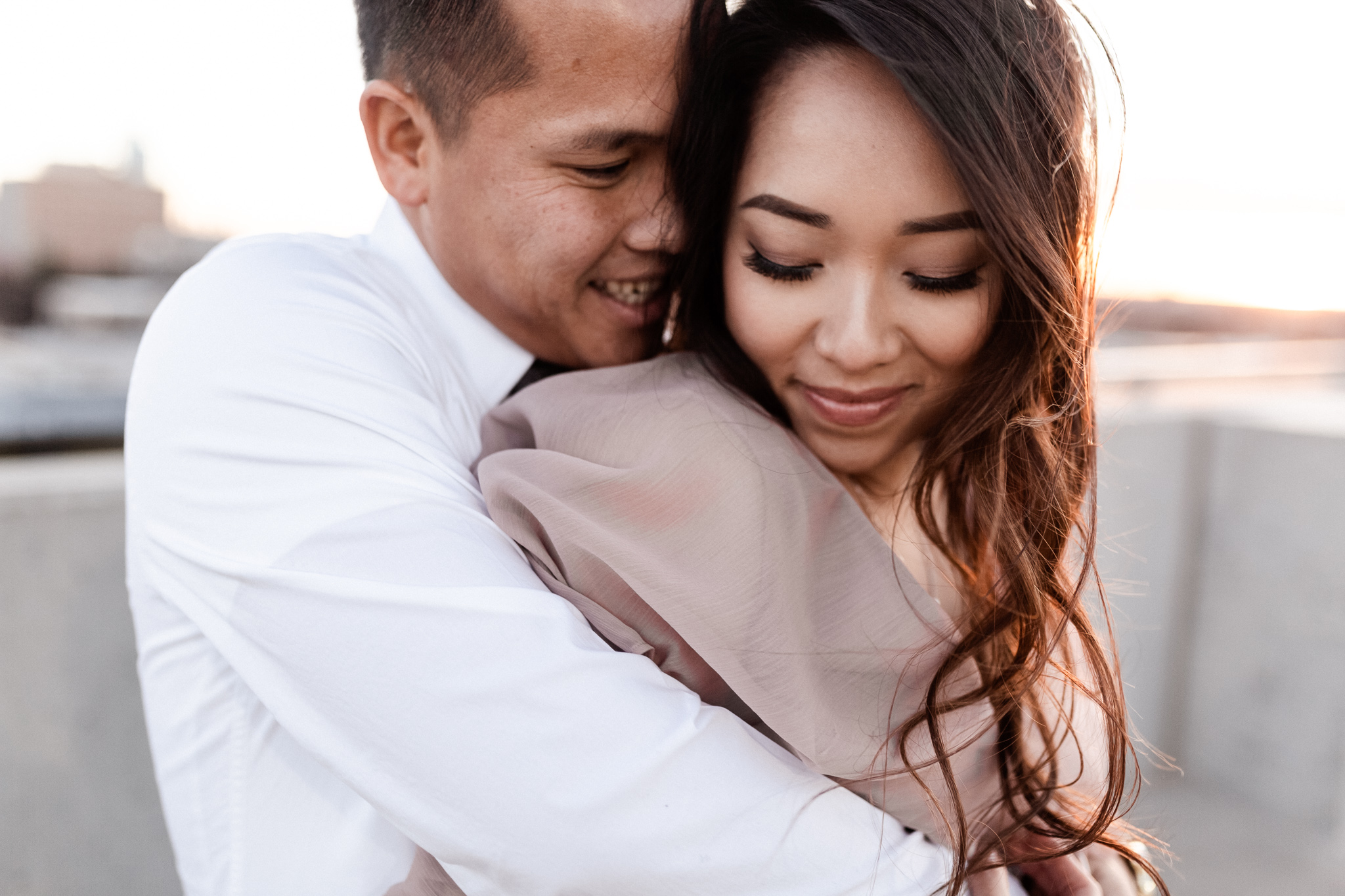 Hieu + Teresa | Colorful Romantic Downtown Engagements | Oklahoma Wedding Photographer-73.jpg