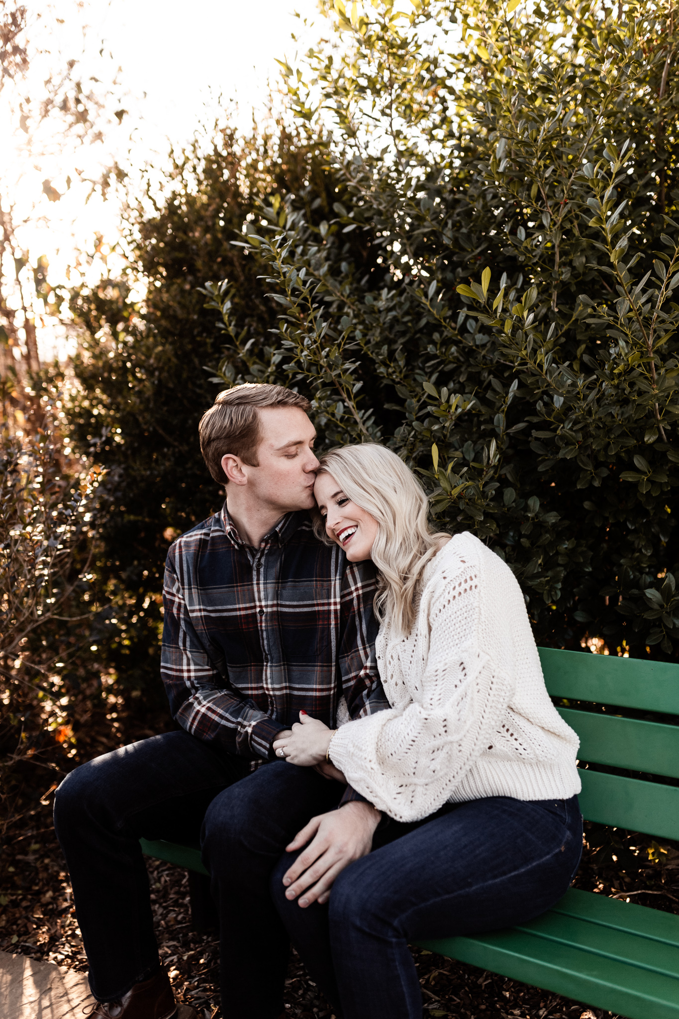 Foster + Alexa | Spring Garden Engagements | Oklahoma Wedding Photographer-14.jpg