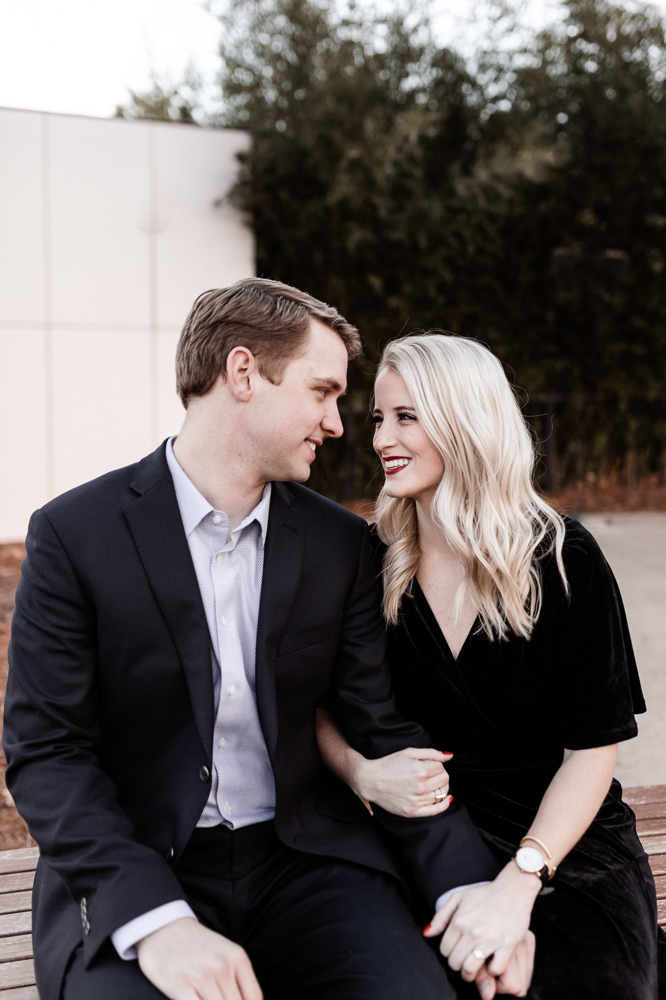 Foster + Alexa | Spring Garden Engagements | Oklahoma Wedding Photographer-48.jpg