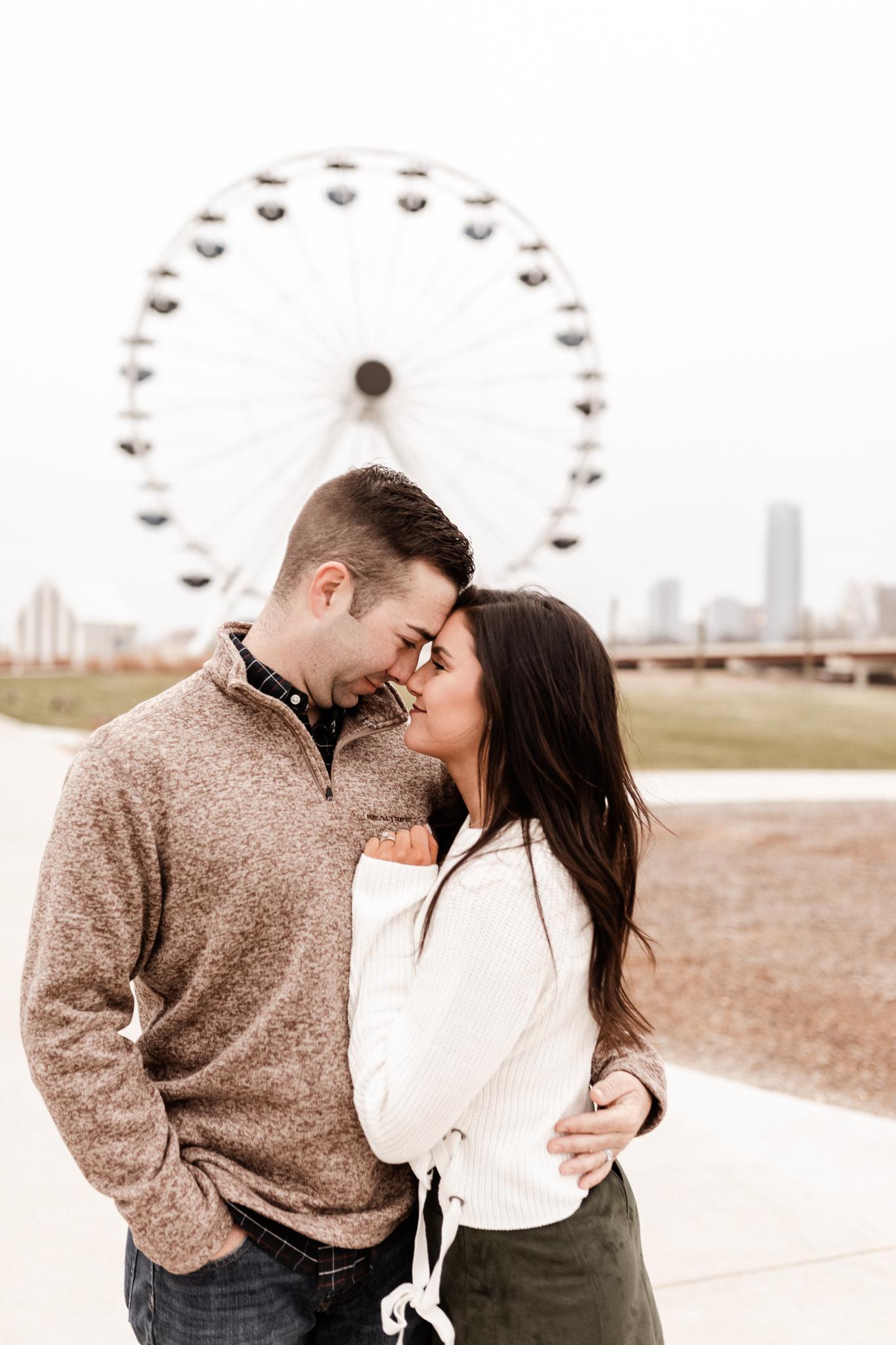 Jake + Lindsey | Fun Ferris Wheel Anniversary | Oklahoma Wedding Photographer-15.jpg