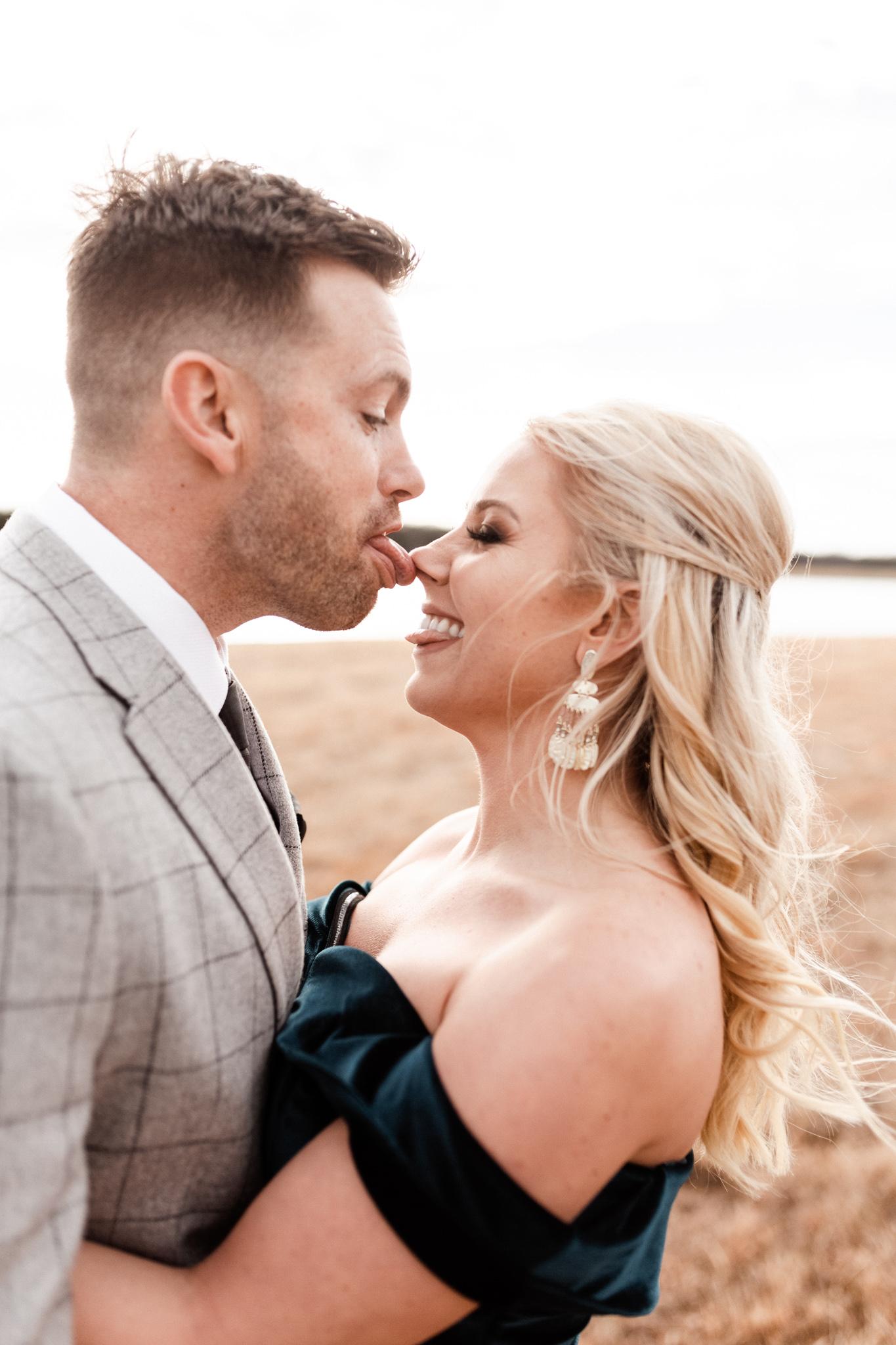 Wade + Stephanie | Warm Open Field Engagements | Oklahoma Wedding Photographer-26.jpg