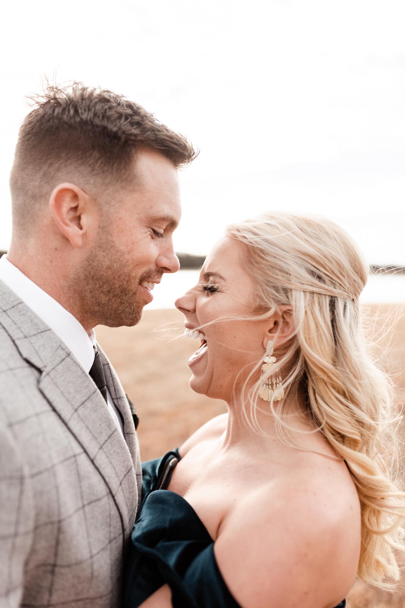 Wade + Stephanie | Warm Open Field Engagements | Oklahoma Wedding Photographer-27.jpg