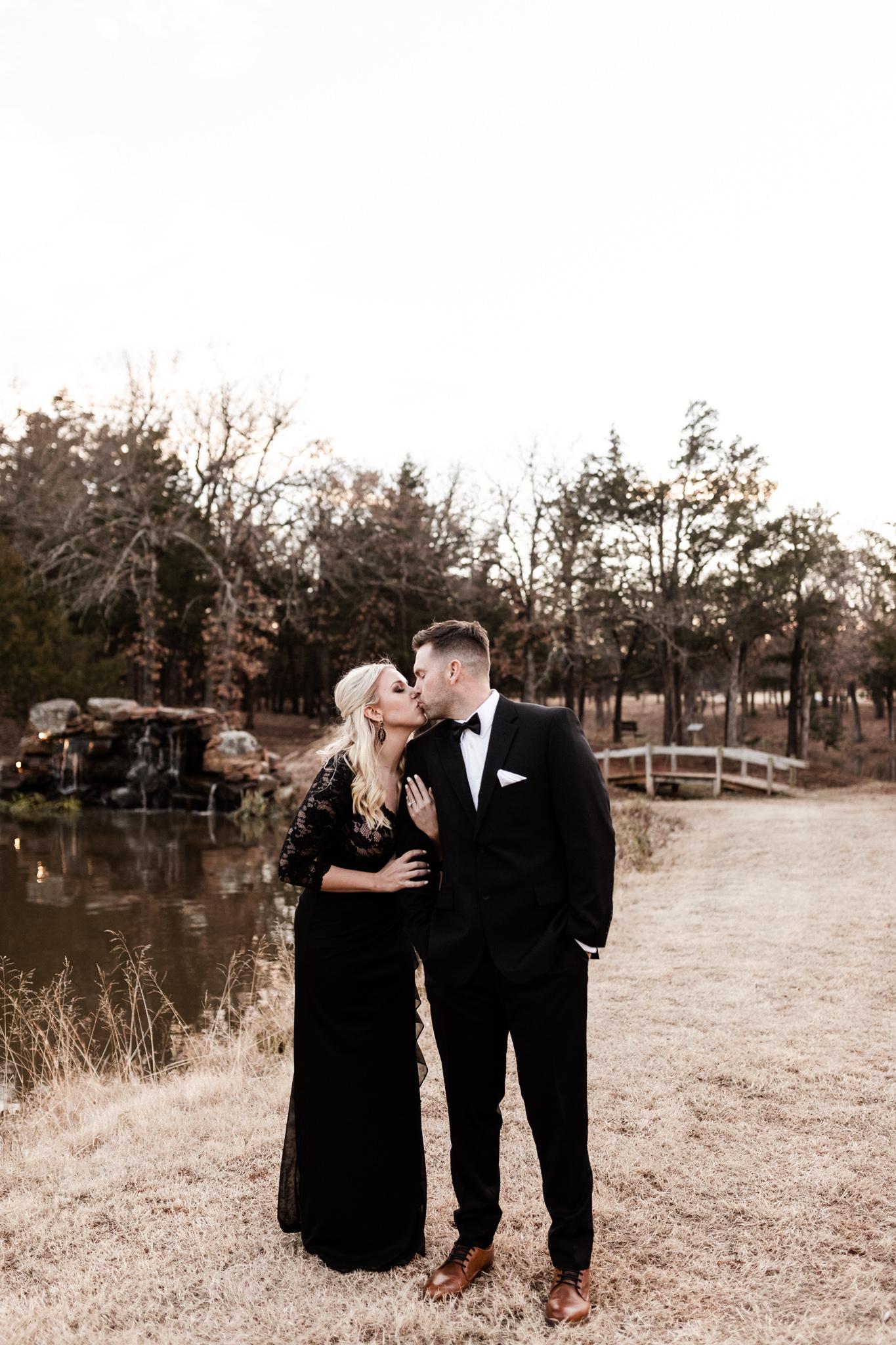 Wade + Stephanie | Warm Open Field Engagements | Oklahoma Wedding Photographer-49.jpg