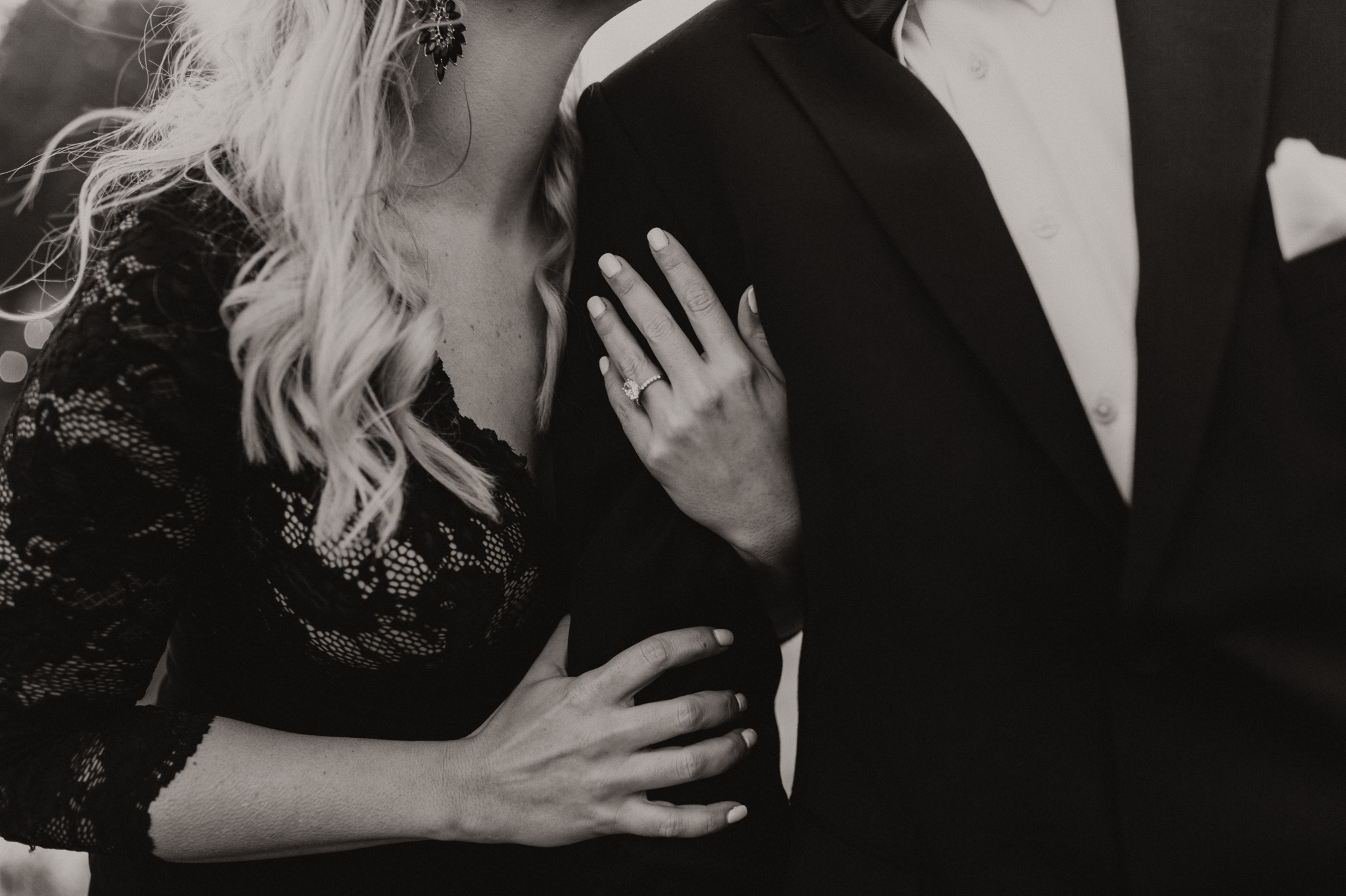 Wade + Stephanie | Warm Open Field Engagements | Oklahoma Wedding Photographer-50.jpg