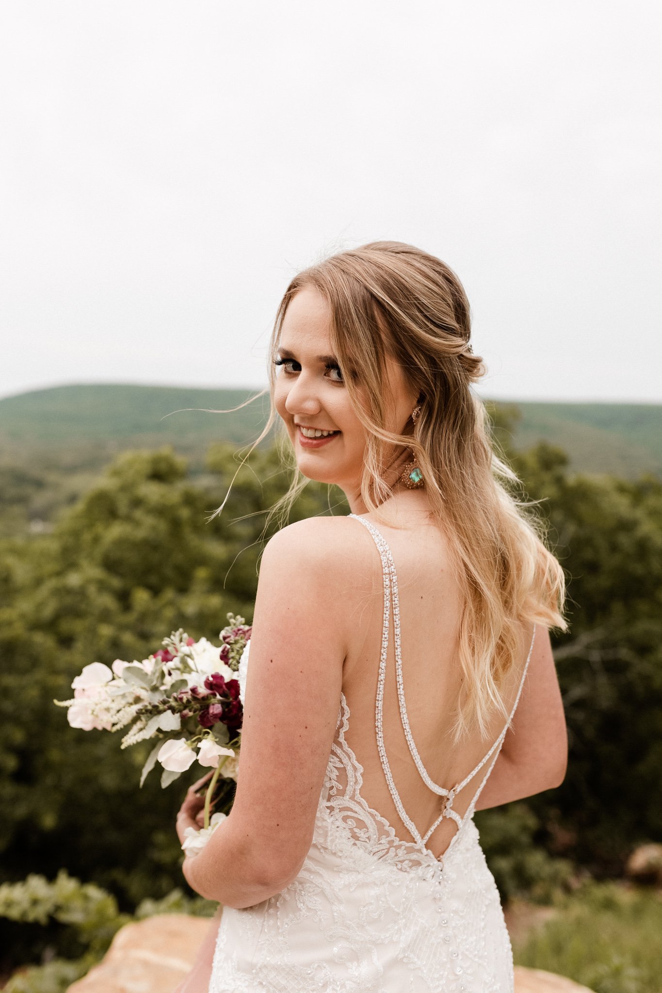 Brittany | Romantic Outdoor Bridals | Oklahoma Wedding Photographer-10.jpg
