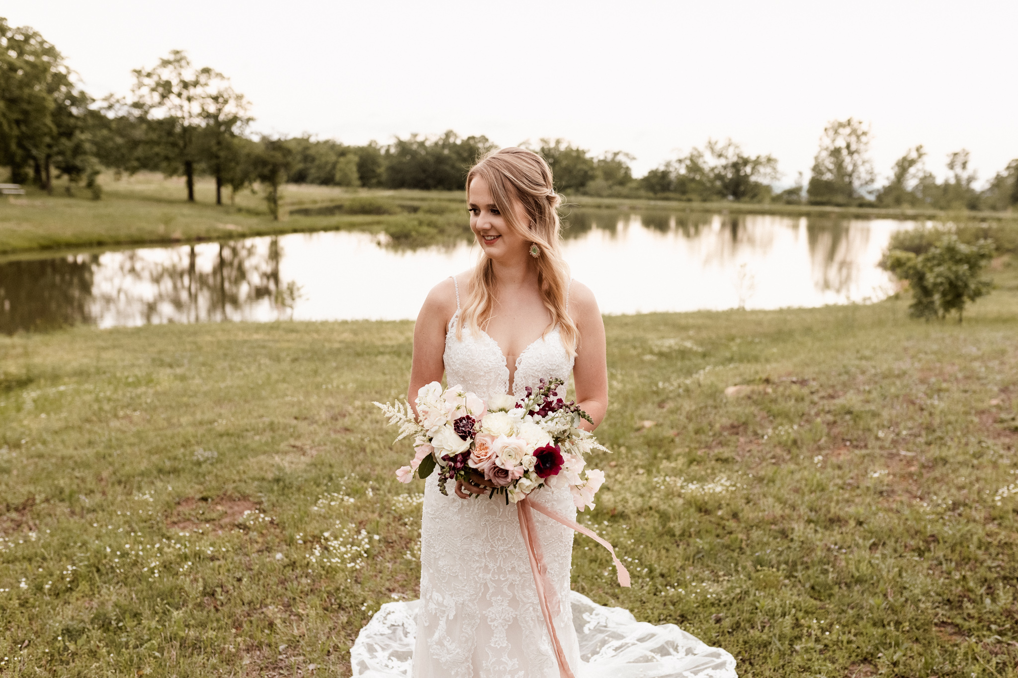 Brittany | Romantic Outdoor Bridals | Oklahoma Wedding Photographer-18.jpg