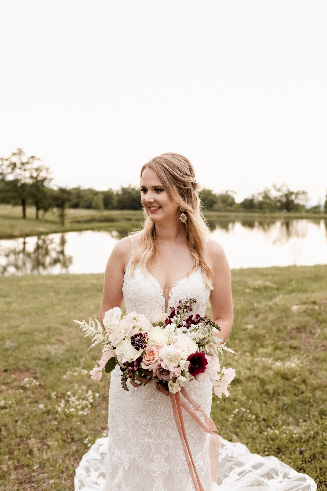 Brittany | Romantic Outdoor Bridals | Oklahoma Wedding Photographer-19.jpg