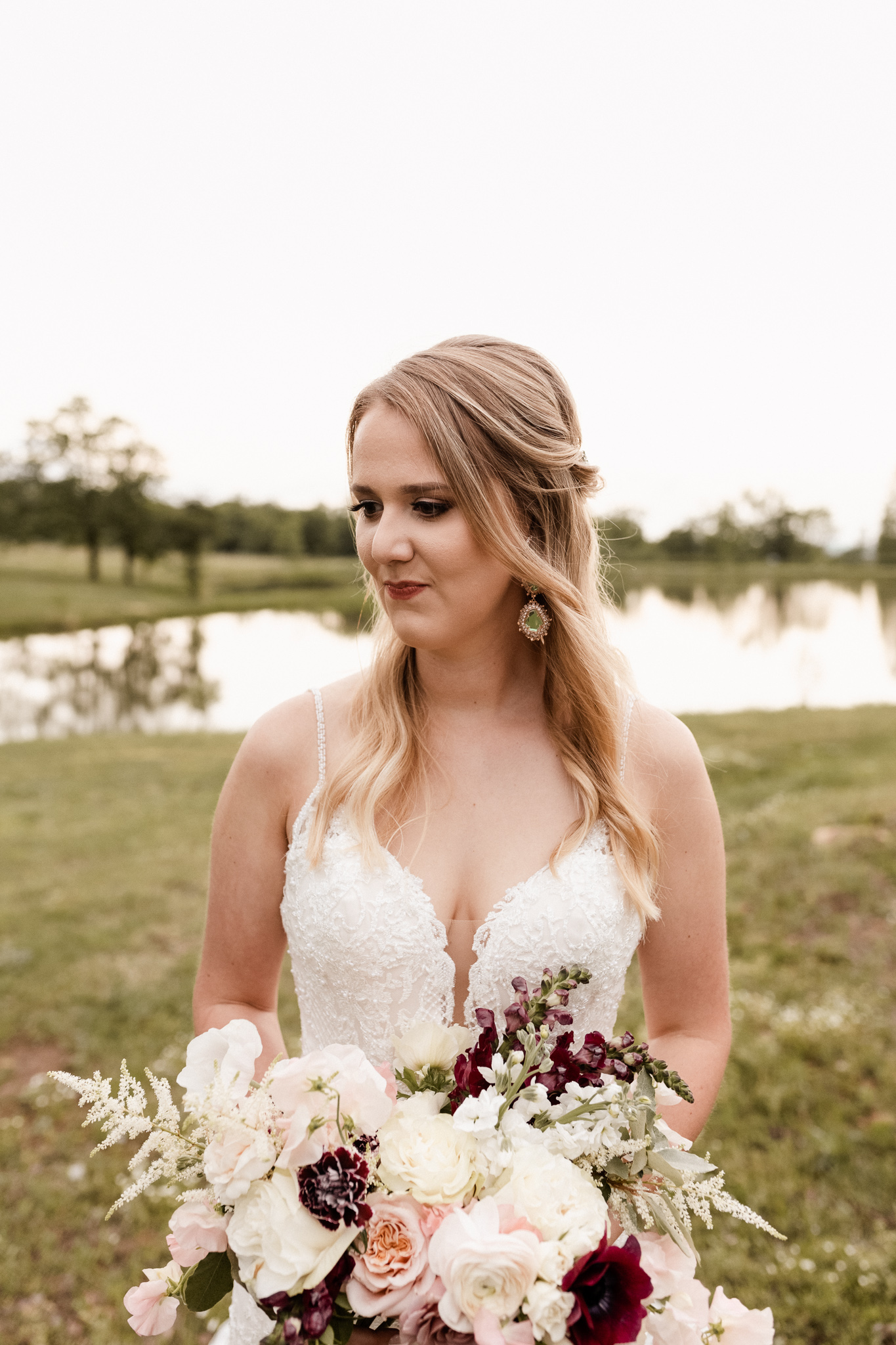 Brittany | Romantic Outdoor Bridals | Oklahoma Wedding Photographer-20.jpg