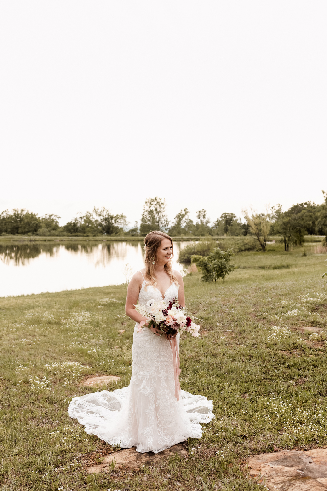 Brittany | Romantic Outdoor Bridals | Oklahoma Wedding Photographer-21.jpg