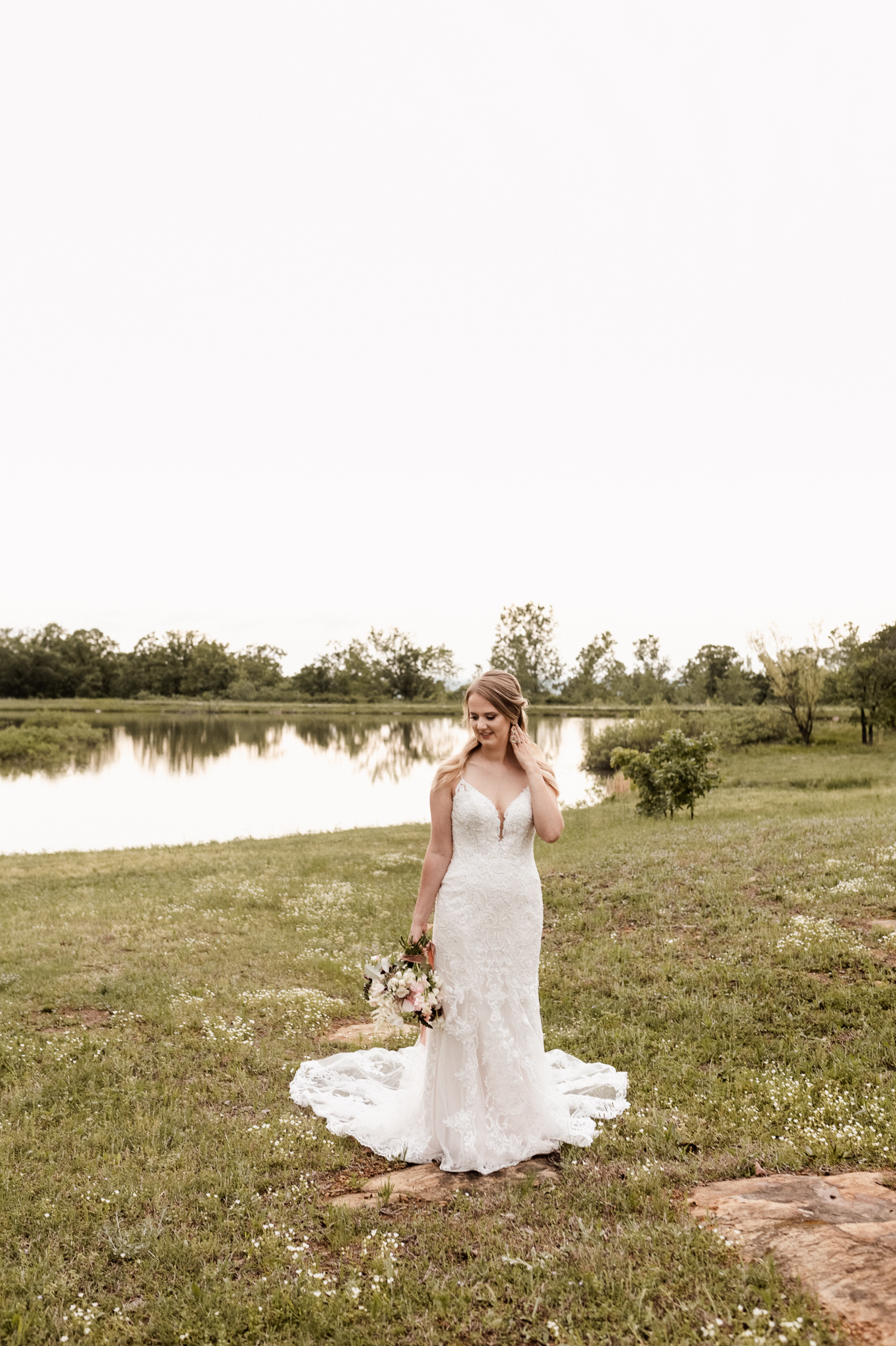 Brittany | Romantic Outdoor Bridals | Oklahoma Wedding Photographer-22.jpg