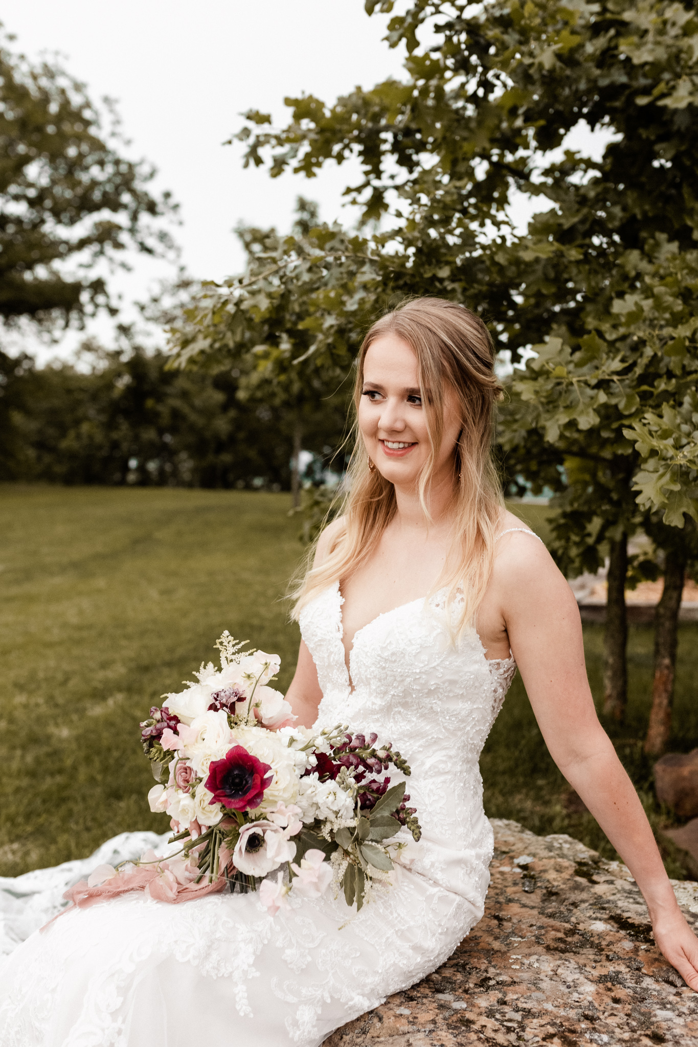 Brittany | Romantic Outdoor Bridals | Oklahoma Wedding Photographer-30.jpg