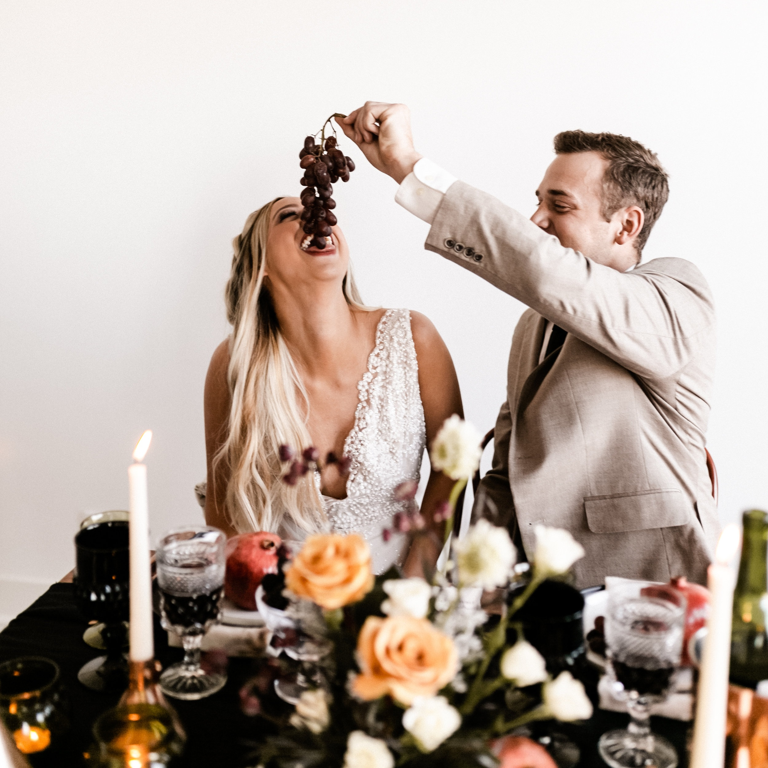 Testimonials - Weddings aren't just about beautiful photos. Weddings are about family, friends, and love sooooo this business is about YOU and it always will be. Come read for yourself what it is like to work with Kayley Haulmark Photography!