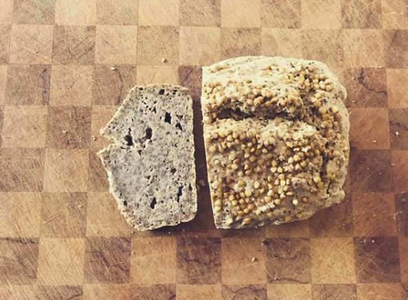 Julia Frances Wellness Loaf