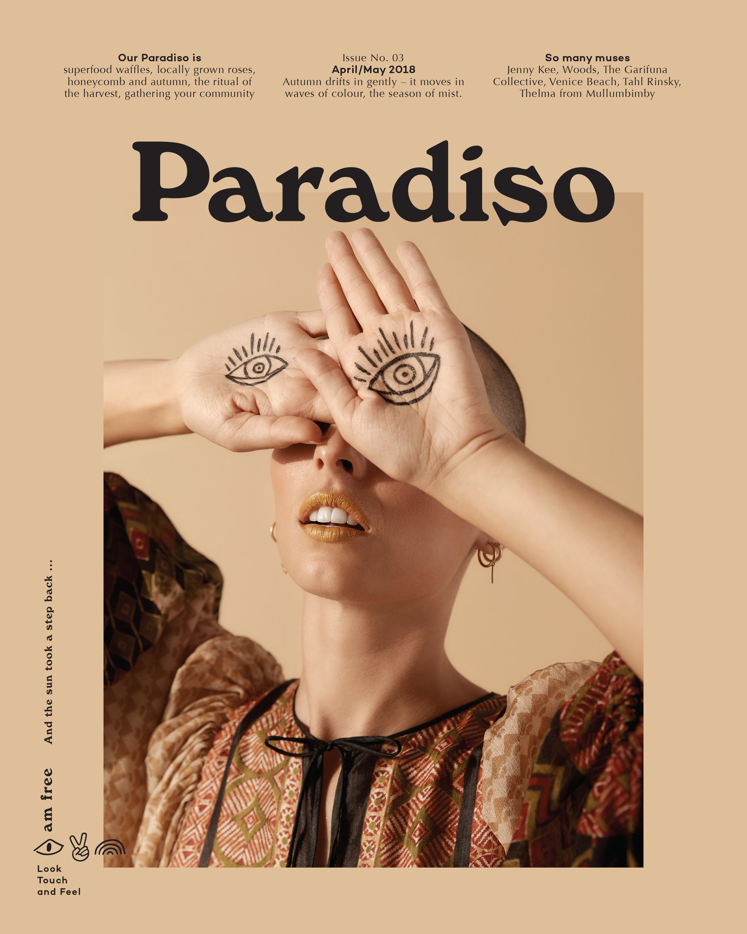 Paradiso Issue 03: And the sun took a step back ...
